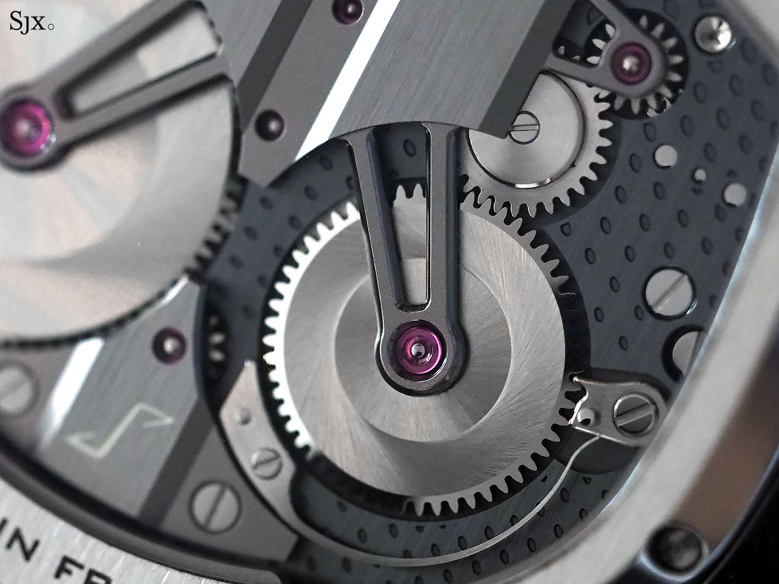 Phenomen Axiom watch titanium 9