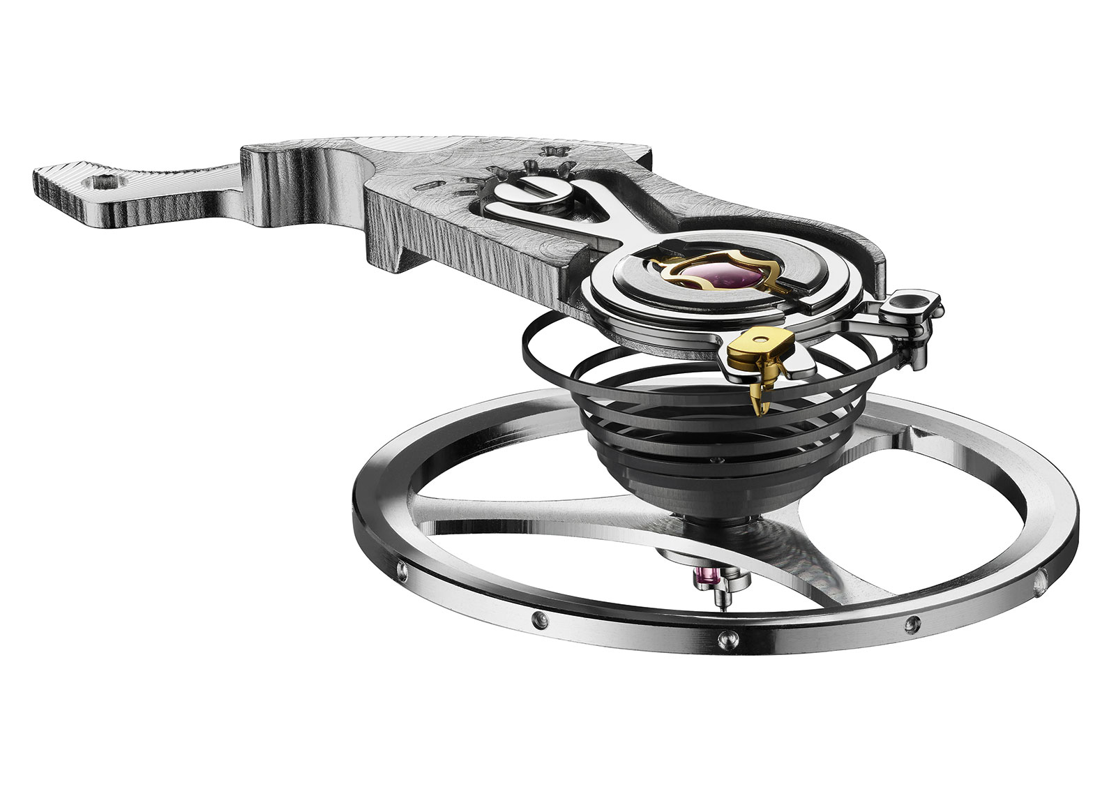 TAG Heuer isograph carbon hairspring 2