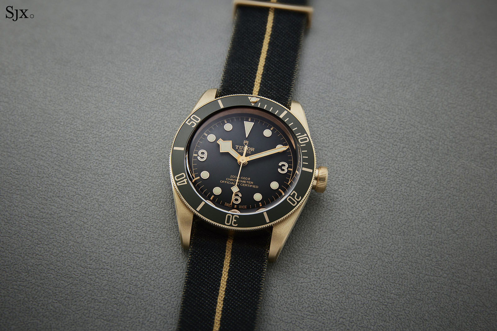 Tudor Black Bay Bronze Grey Dial 1