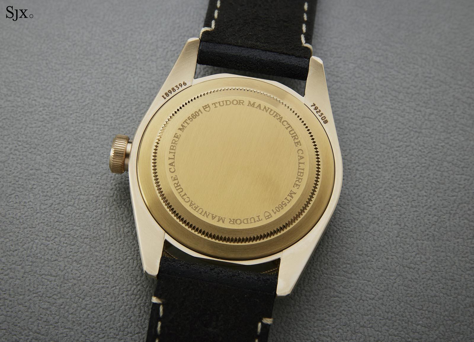 Tudor Black Bay Bronze Grey Dial 2
