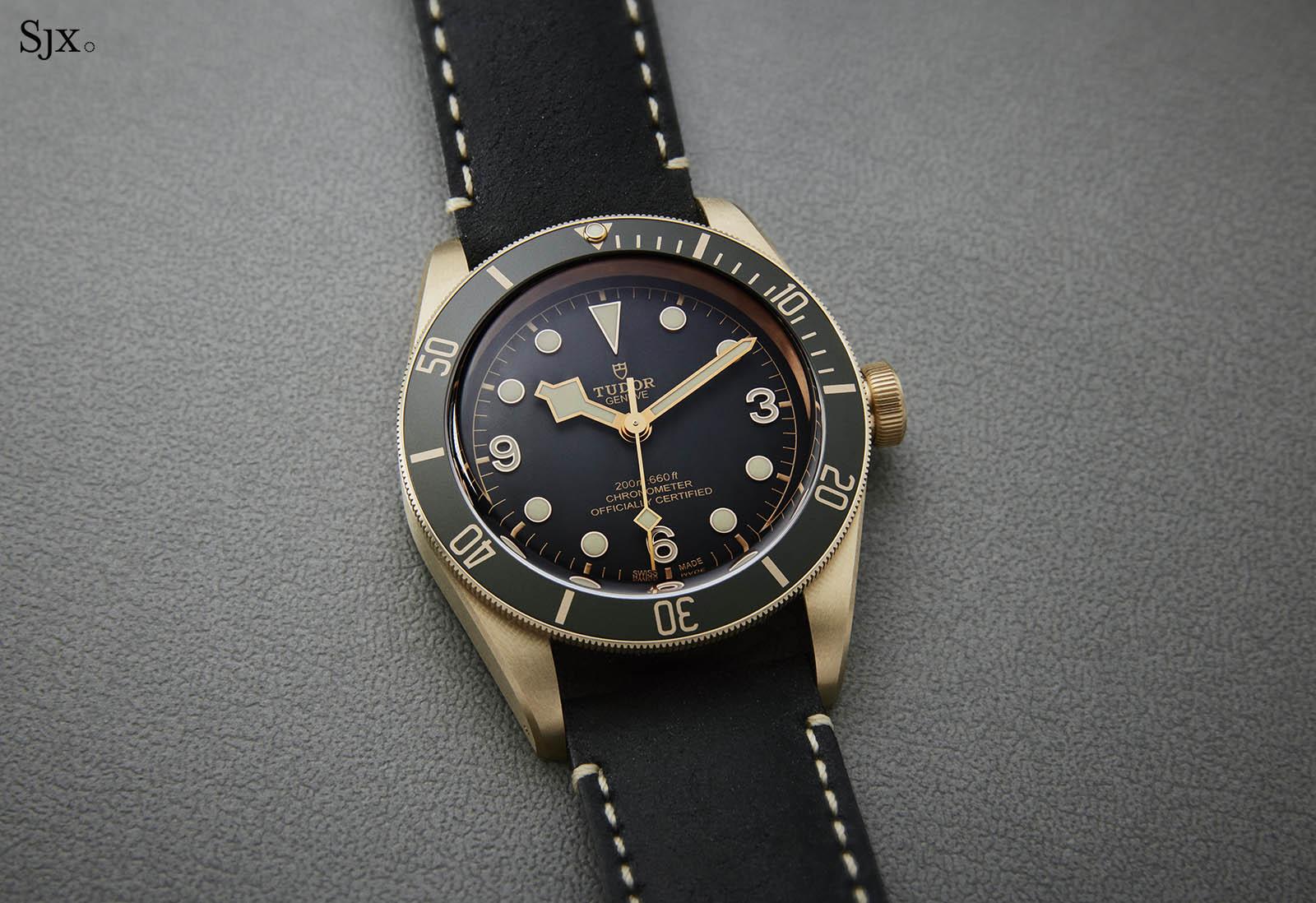 Tudor Black Bay Bronze Grey Dial 4