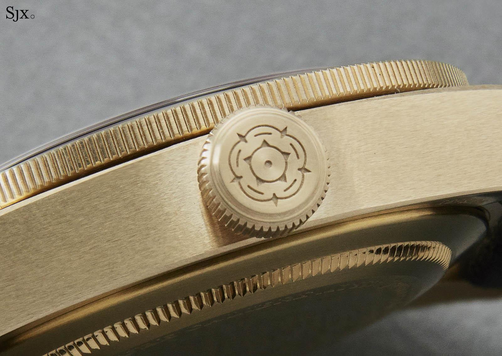 Tudor Black Bay Bronze Grey Dial 5
