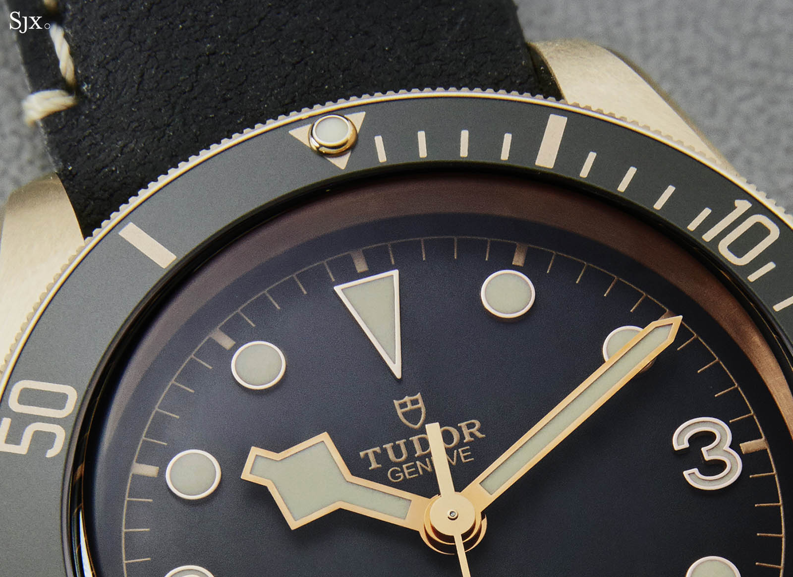Tudor Black Bay Bronze Grey Dial 7