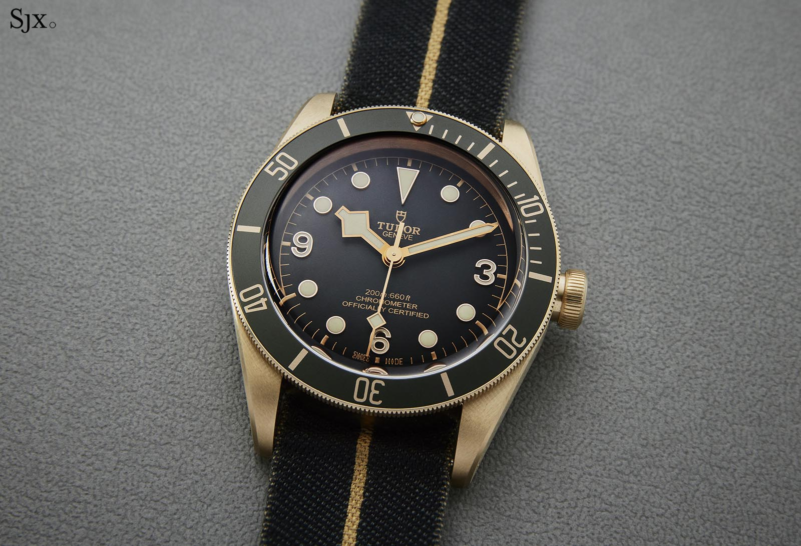 Tudor Black Bay Bronze Grey Dial