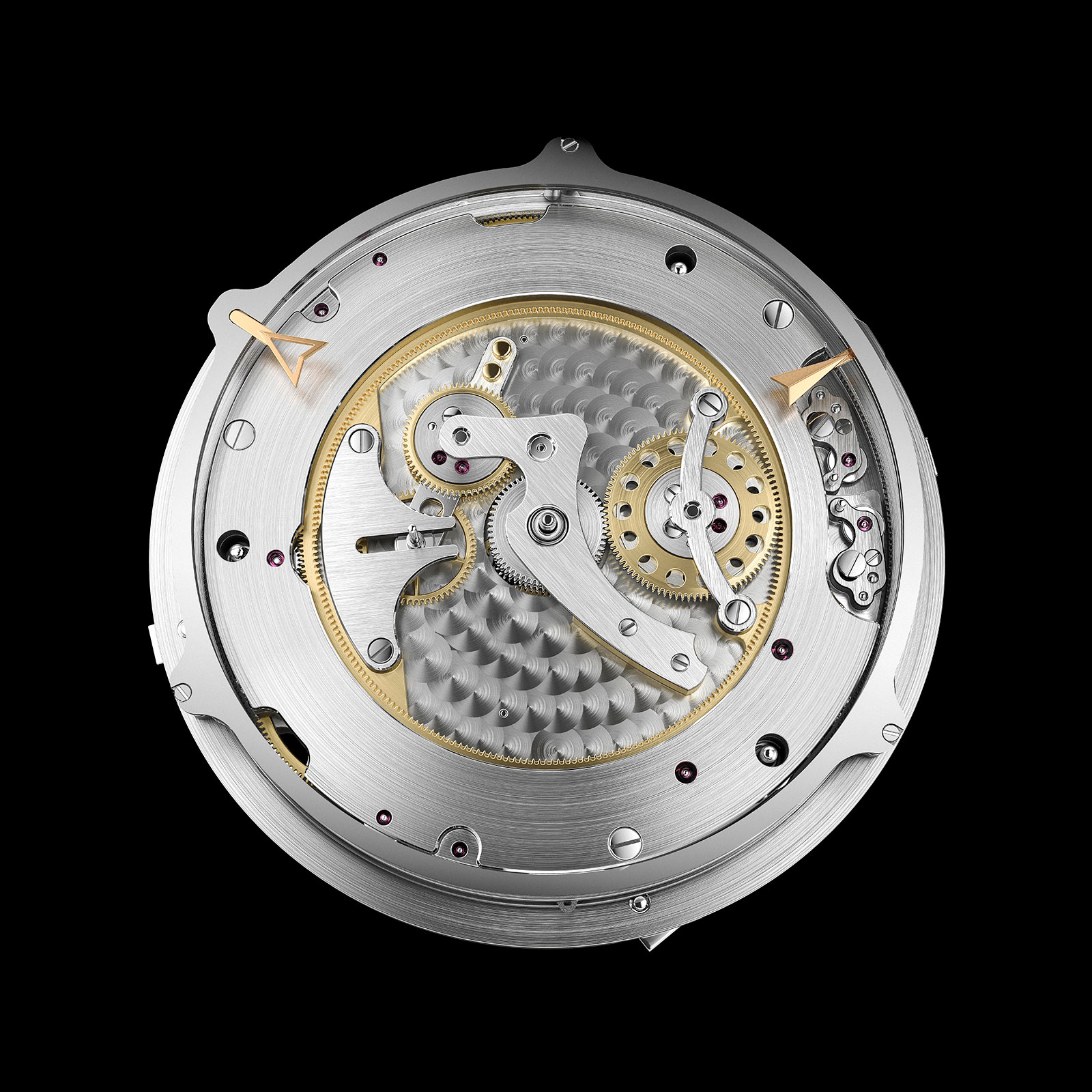 Vacheron Celestial Spheres 2460RT movement 2