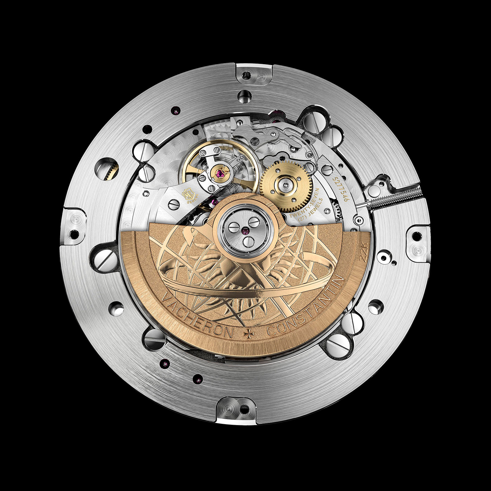 Vacheron Celestial Spheres 2460RT movement 3