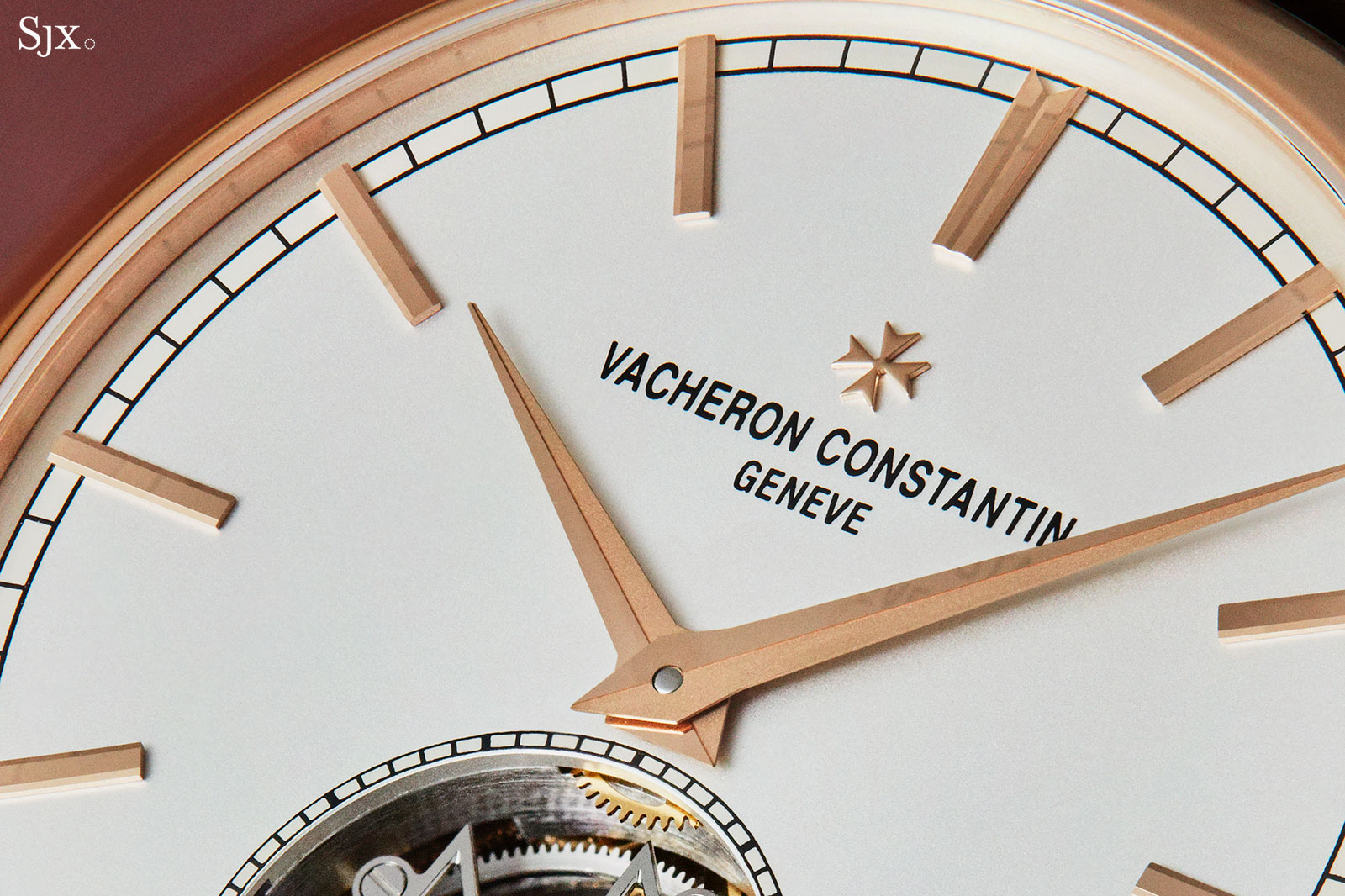 Vacheron Constantin Traditionnelle tourbillon automatic 12
