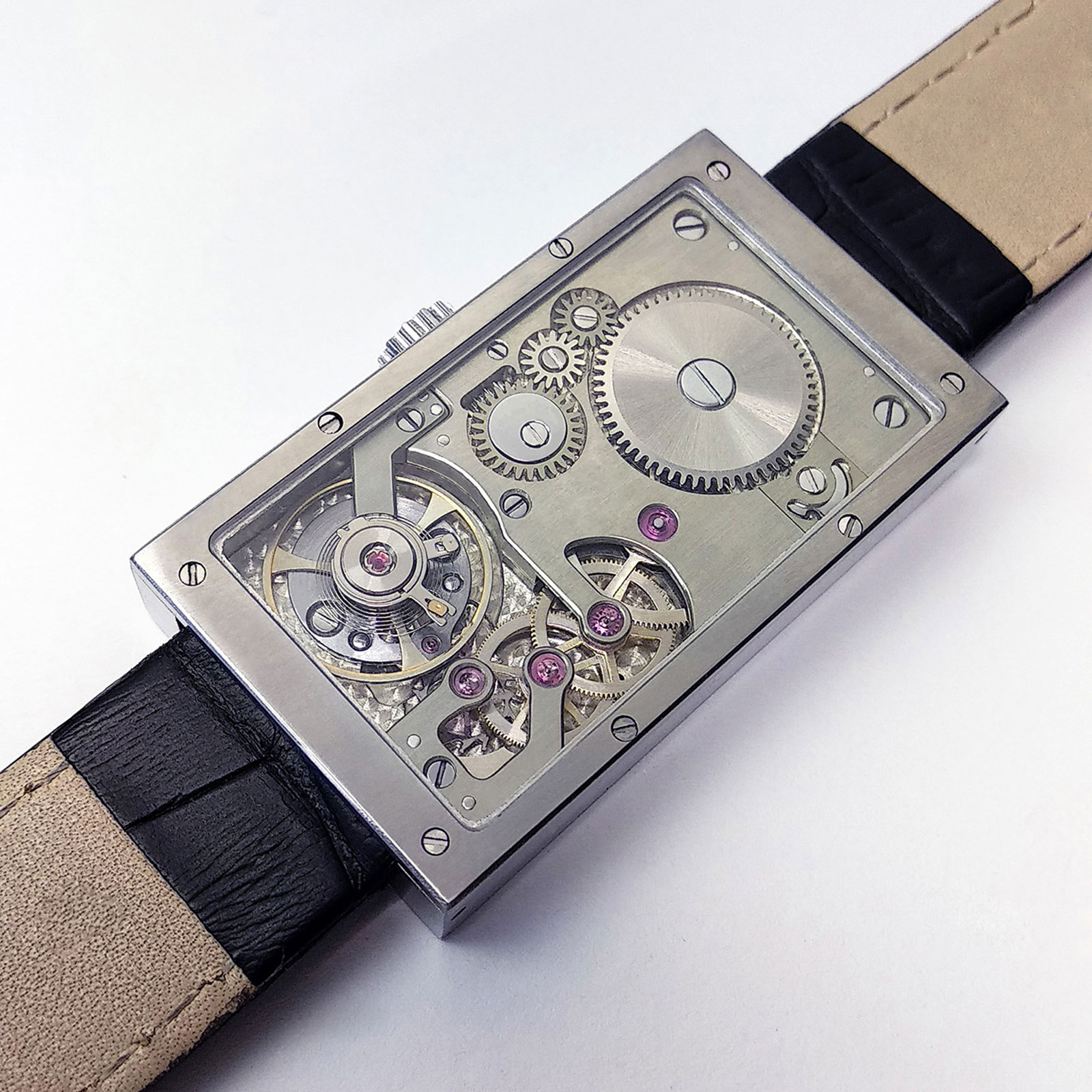 david lowinger series 2 regulator watch 4