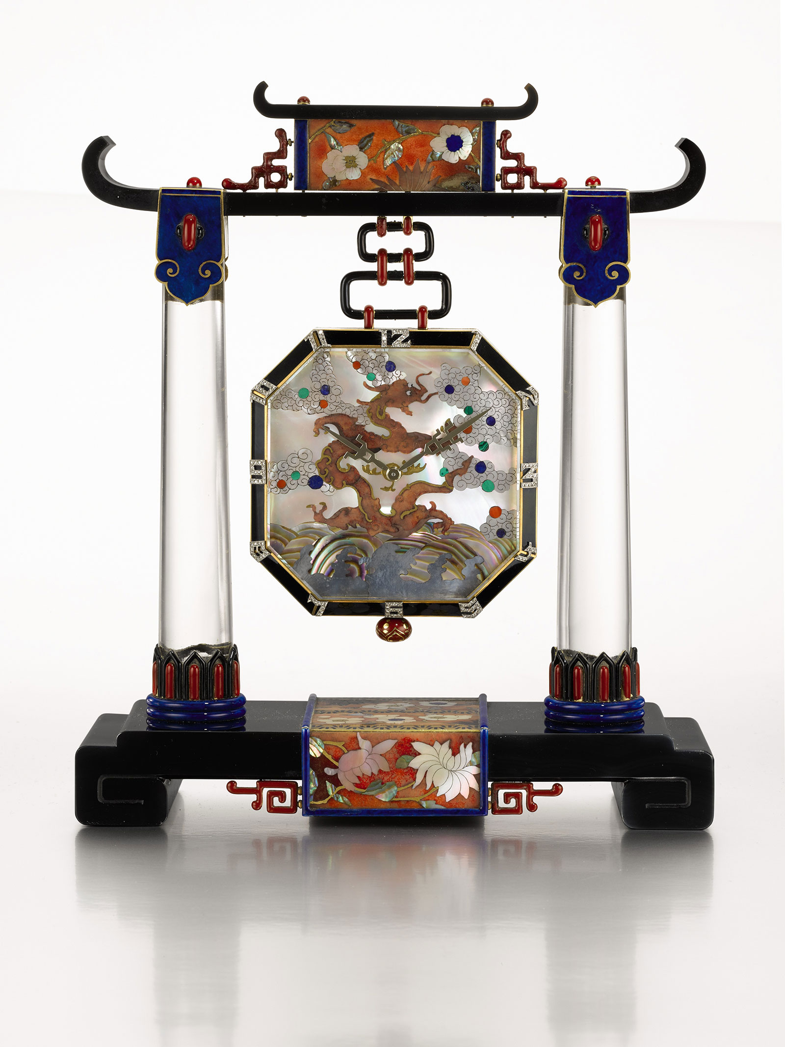 vacheron portico clock Linzeler Marchak sothebys