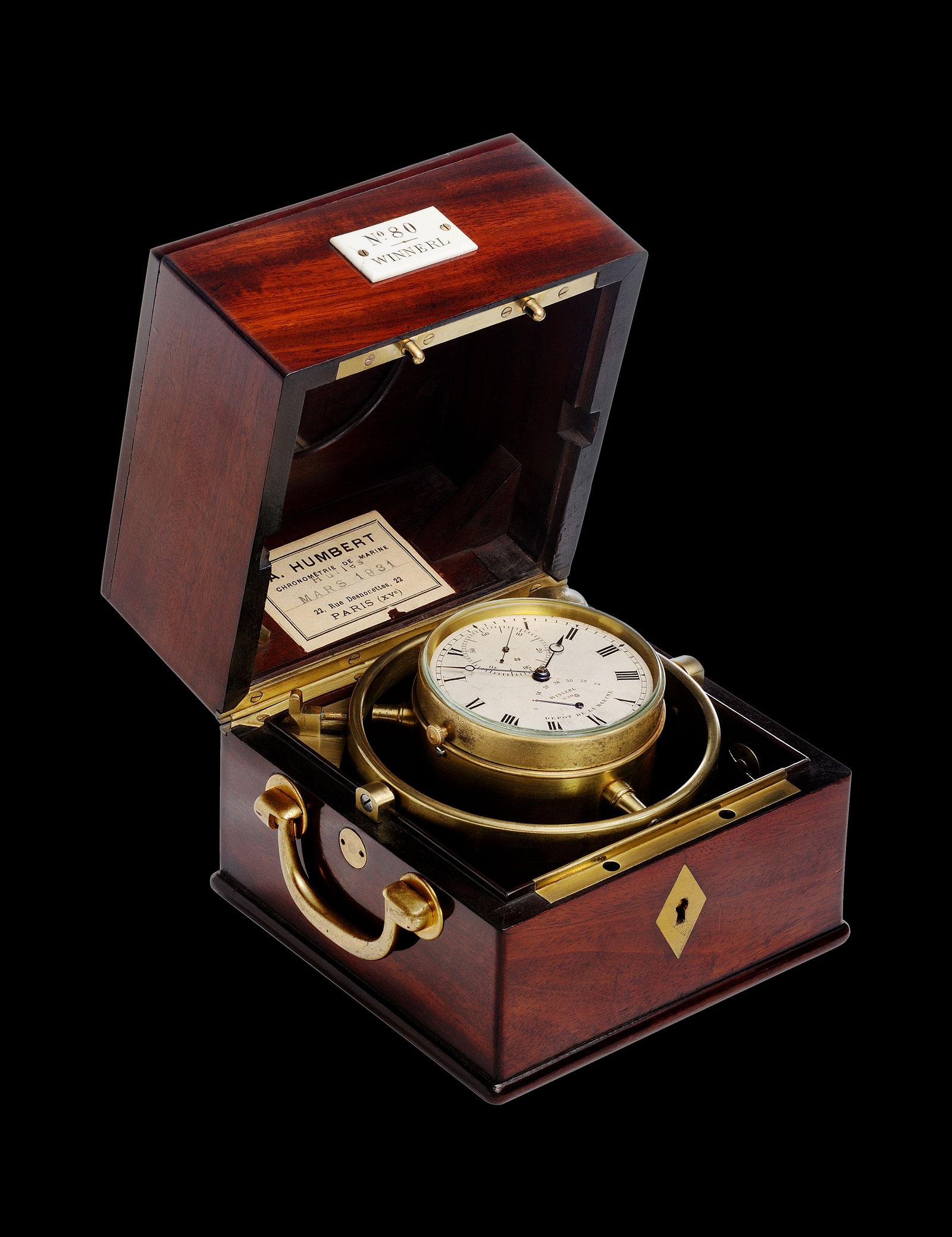 winnerl marine chronometer 1931 1