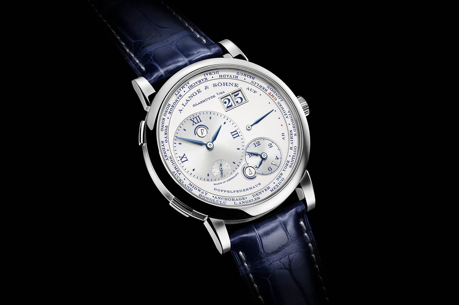 "A. Lange & Söhne Lange 1 Time Zone ""25th Anniversary"" 1"