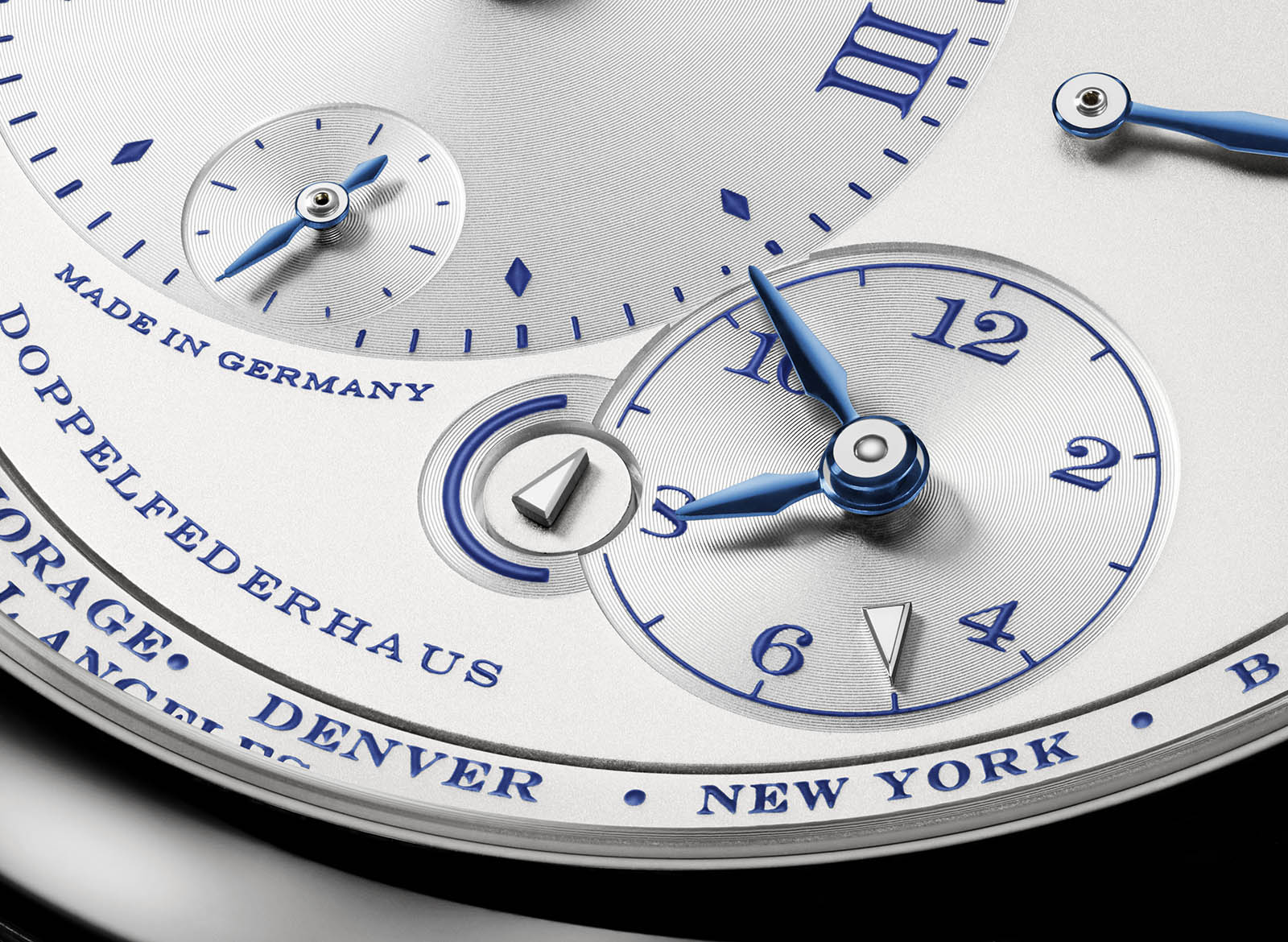 "A. Lange & Söhne Lange 1 Time Zone ""25th Anniversary"" 3"