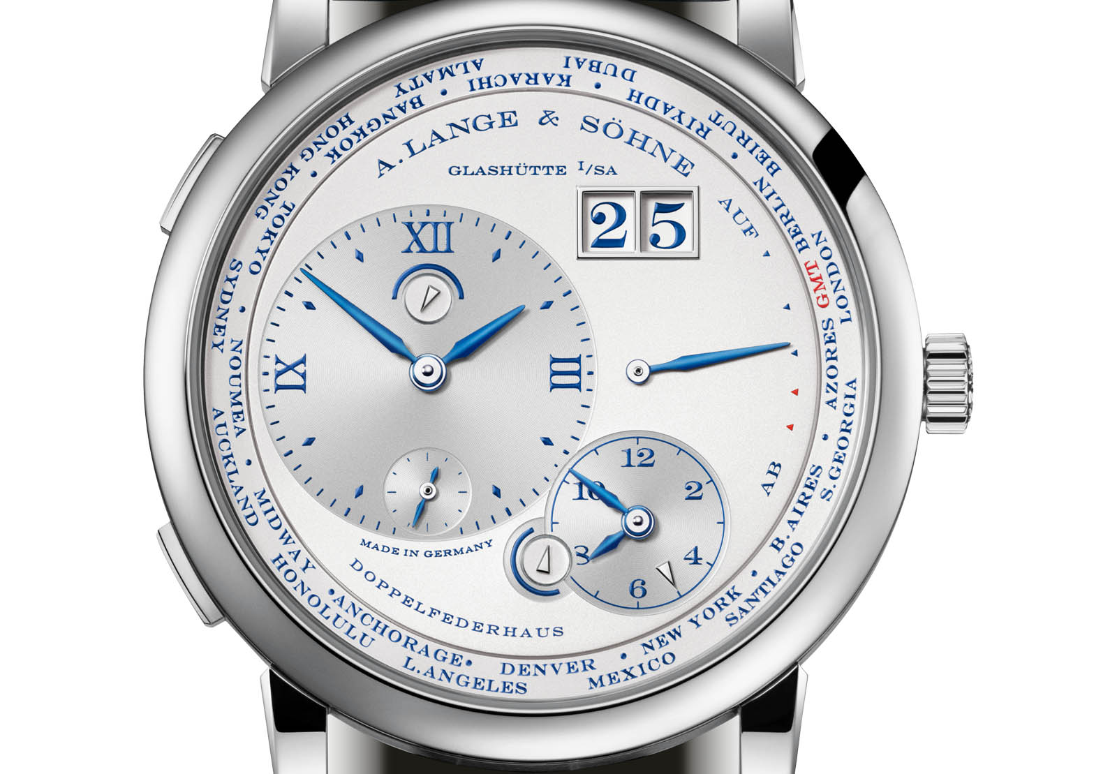 "A. Lange & Söhne Lange 1 Time Zone ""25th Anniversary"" 5"