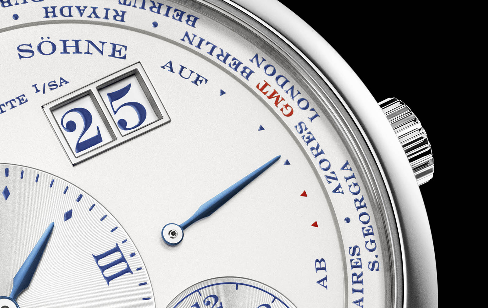 "A. Lange & Söhne Lange 1 Time Zone ""25th Anniversary"" 6"