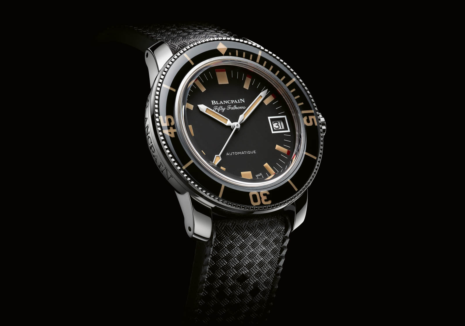 Introducing The Blancpain Fifty Fathoms Barakuda Sjx Watches