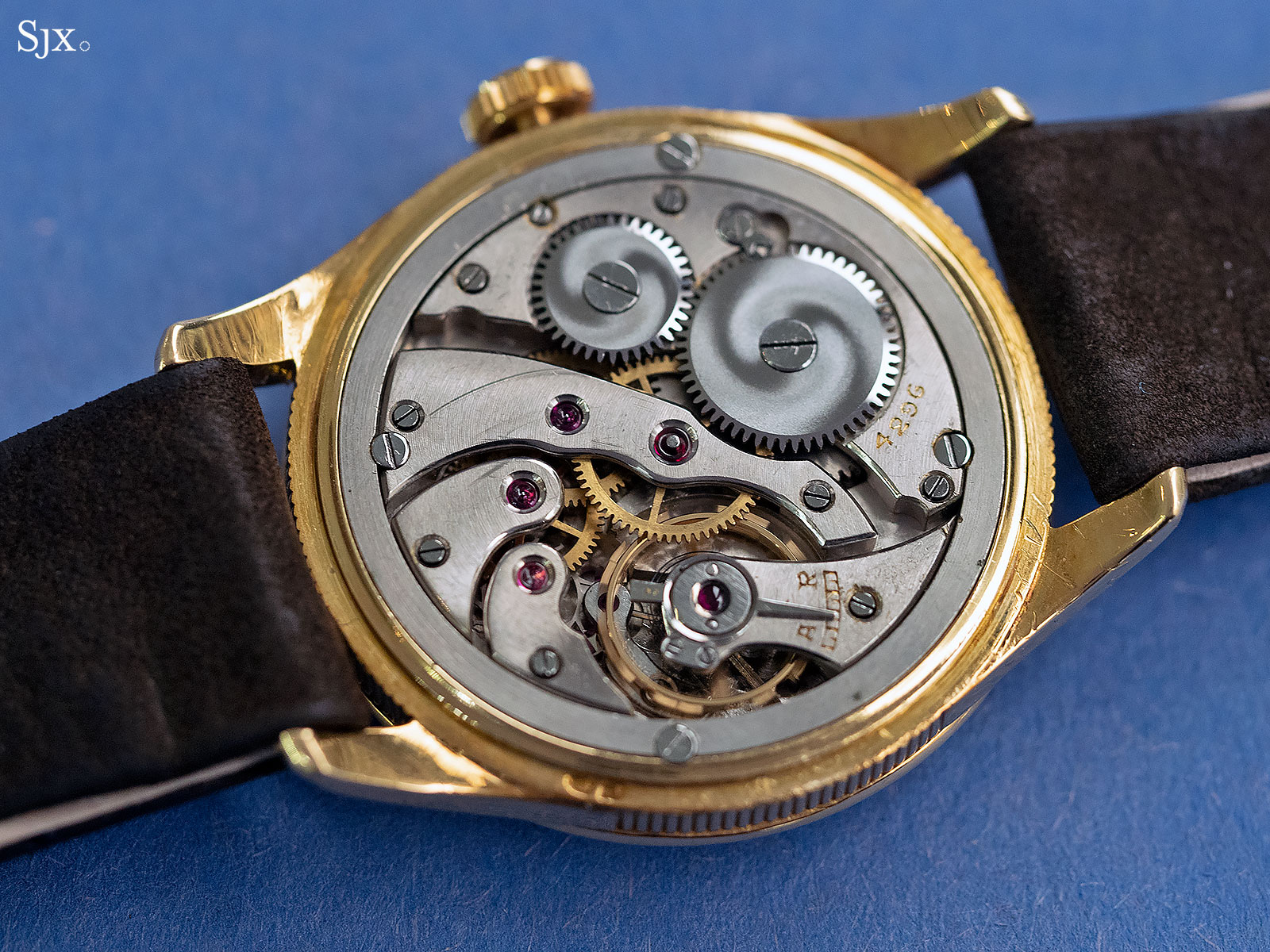 Breguet time-only chronometer 4296-1