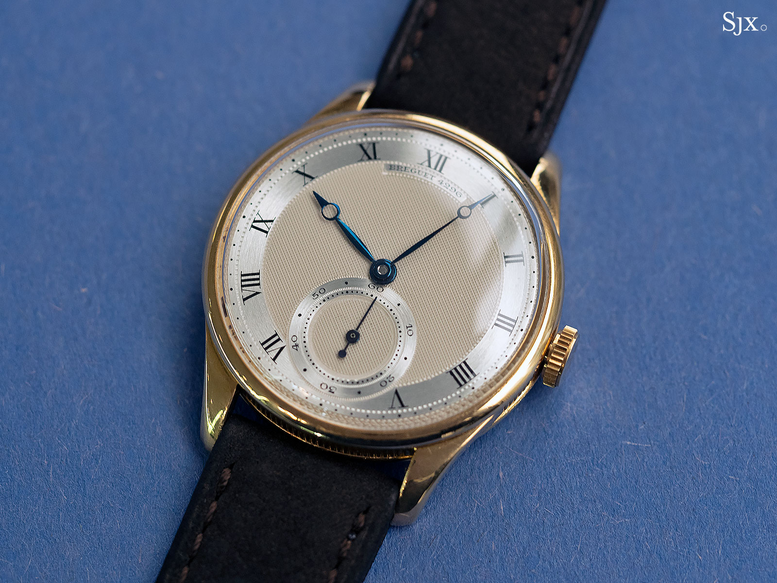 Breguet time-only chronometer 4296-3