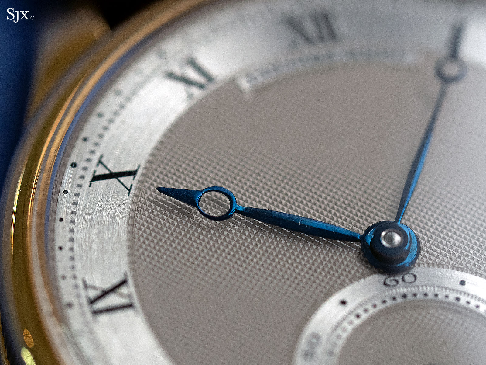 Breguet time-only chronometer 4296-4