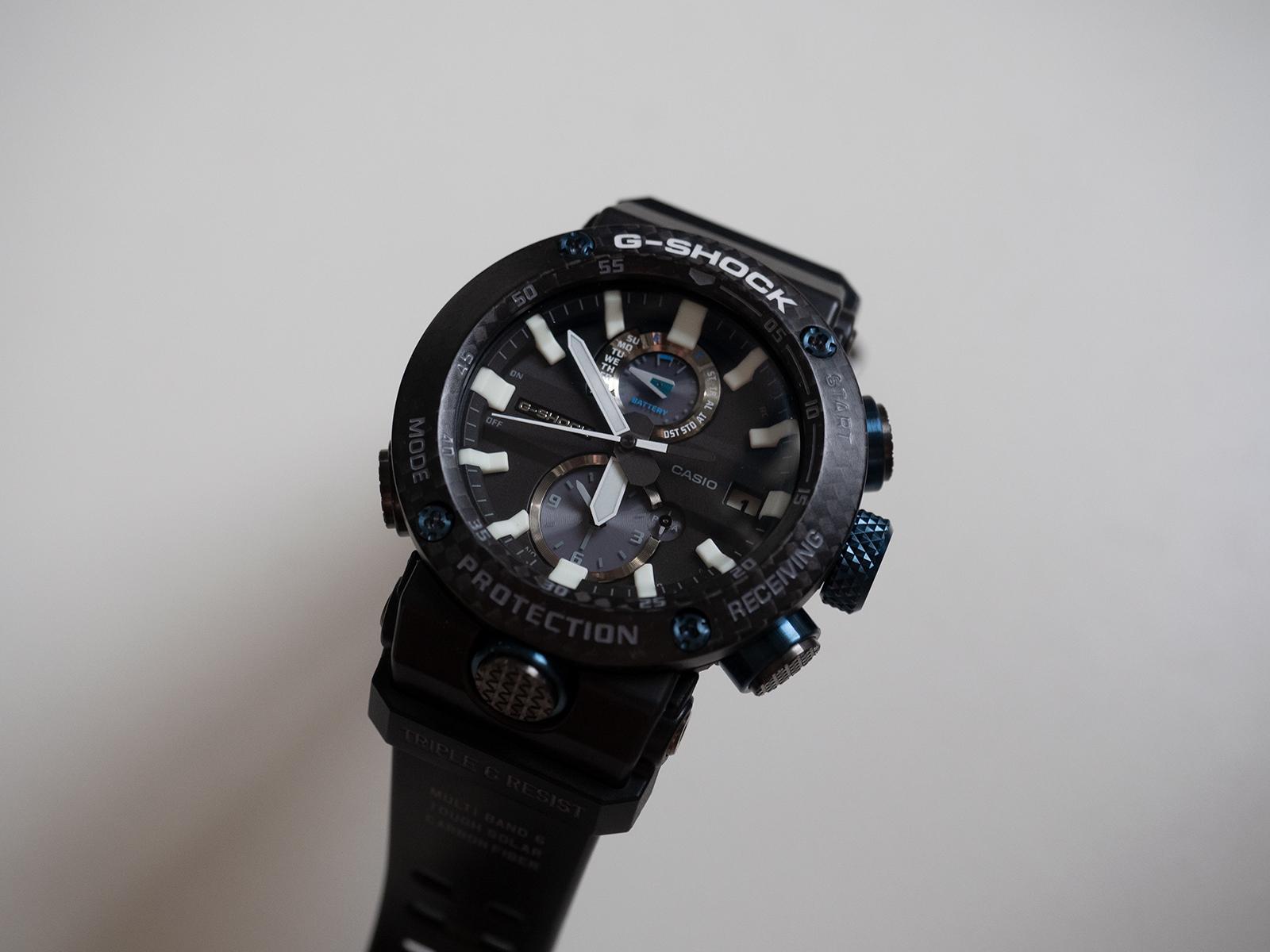 Casio G-Shock Gravitymaster 4