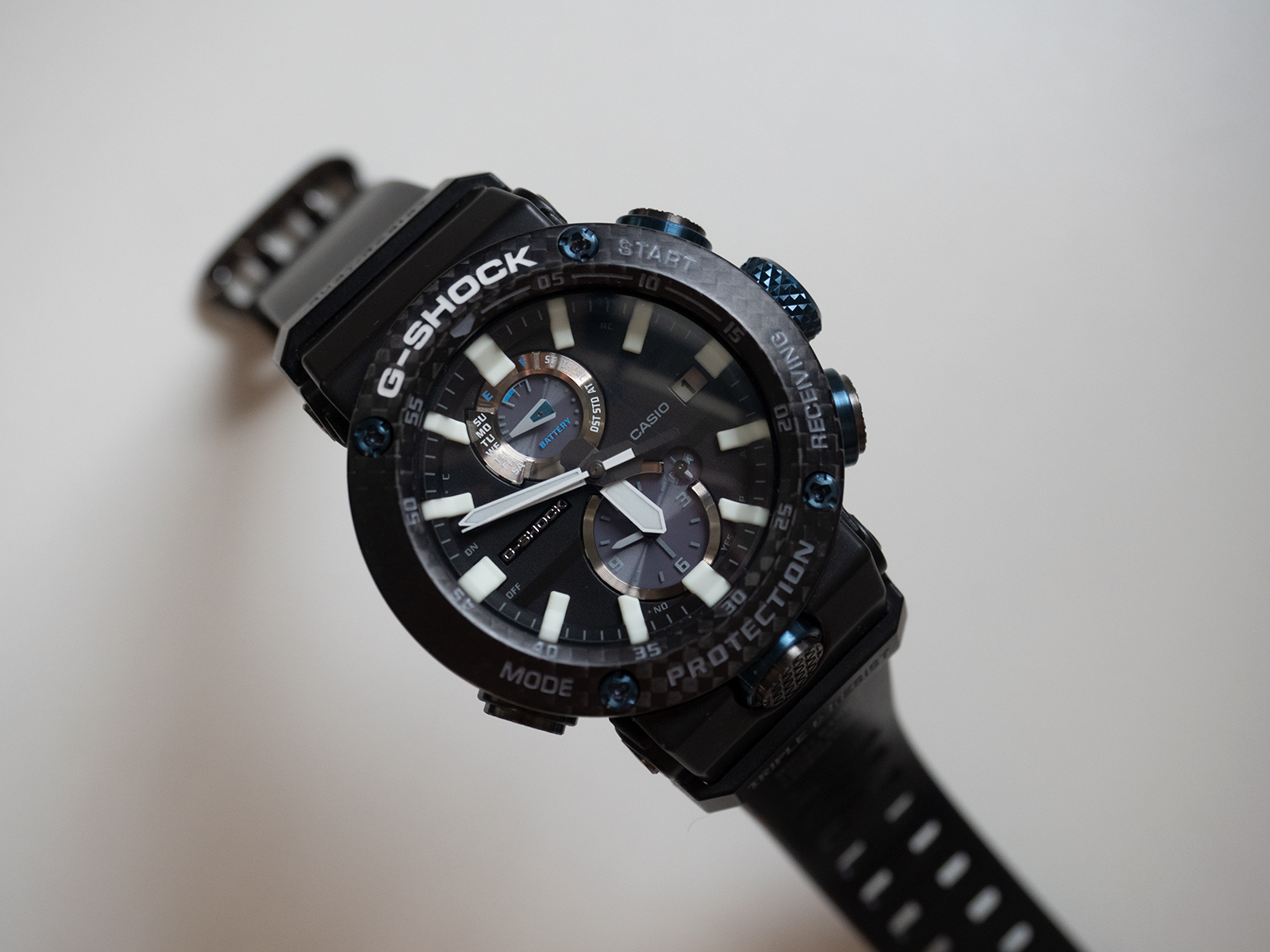 bdaf8b676c2c Hands-on with the Casio G-Shock Gravitymaster Carbon Fibre