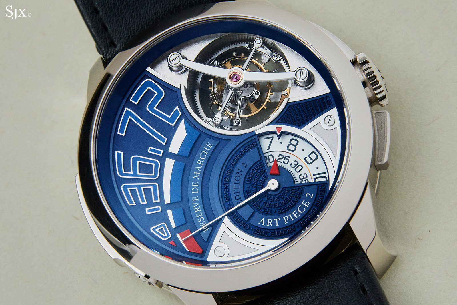 Greubel Forsey Differential Double Tourbillon 1