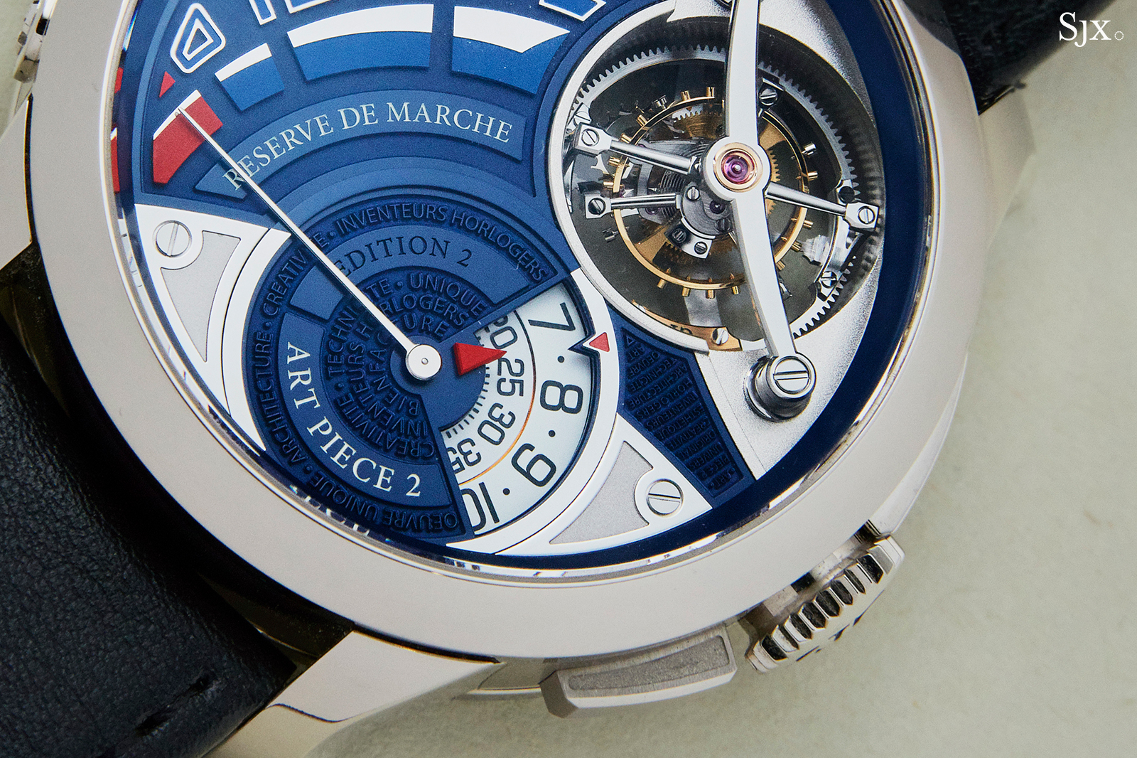 Greubel Forsey Differential Double Tourbillon 2