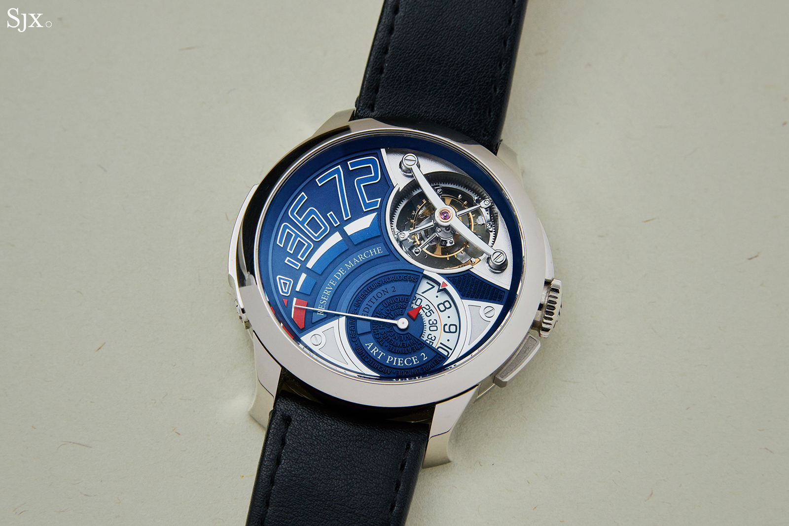 Greubel Forsey Differential Double Tourbillon
