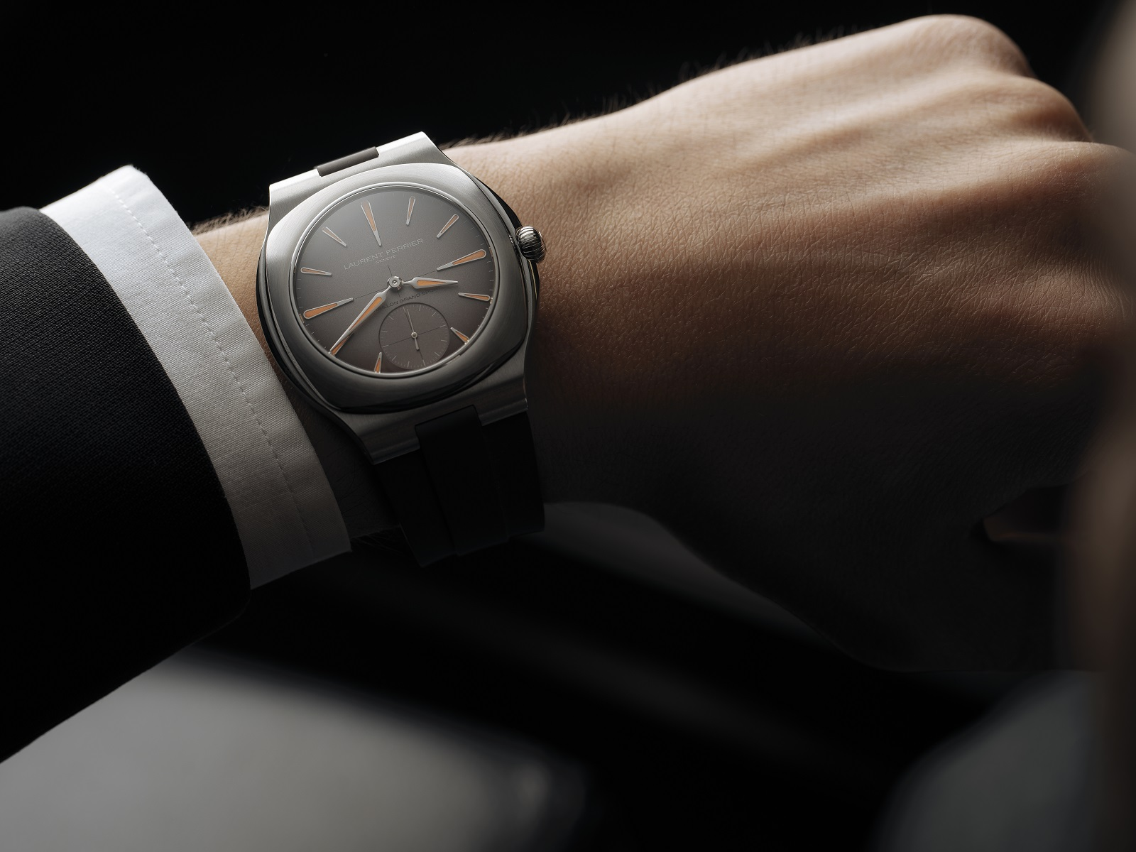 Laurent Ferrier Tourbillon Grand Sport 4