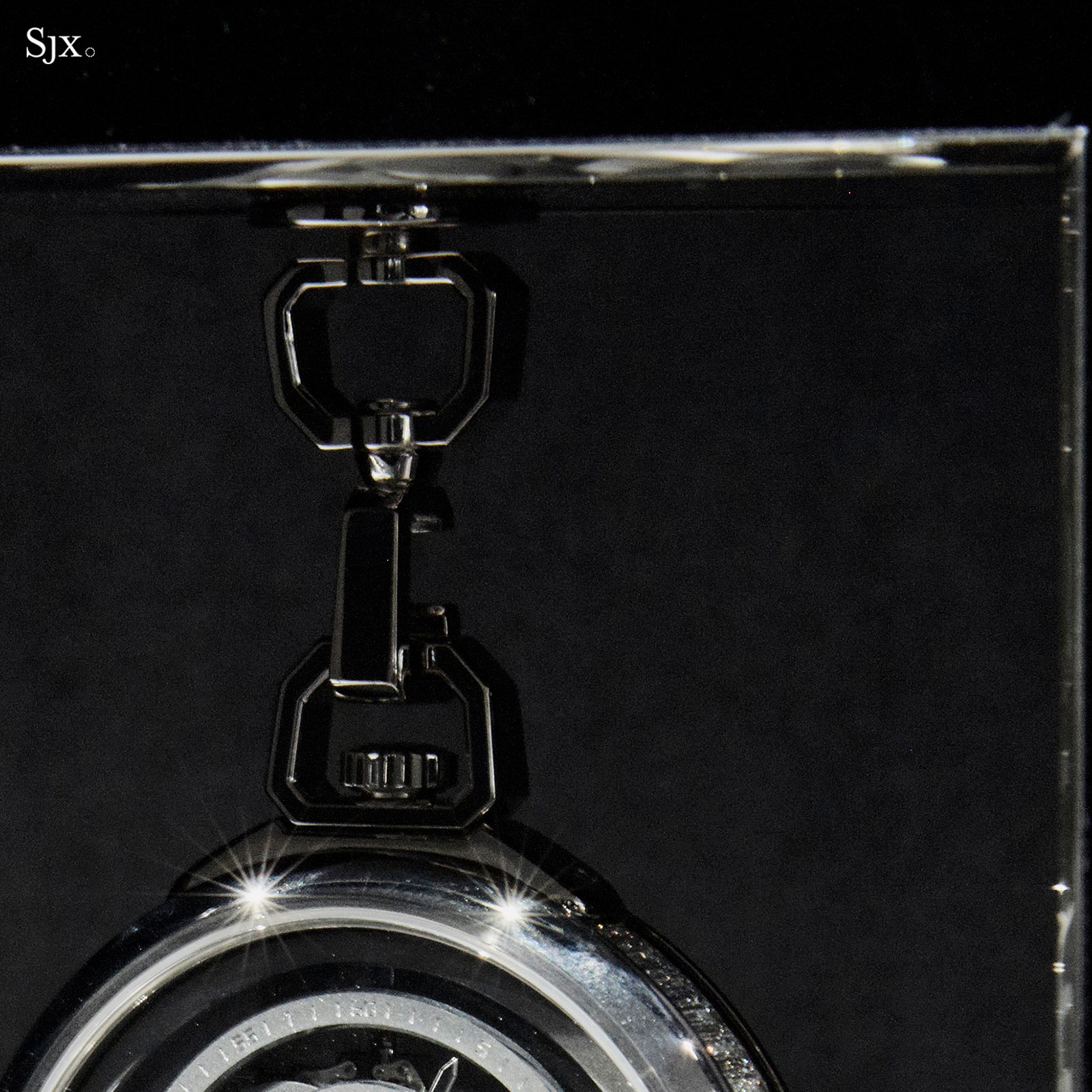 Monsieur de Chanel Pocket Watch 3