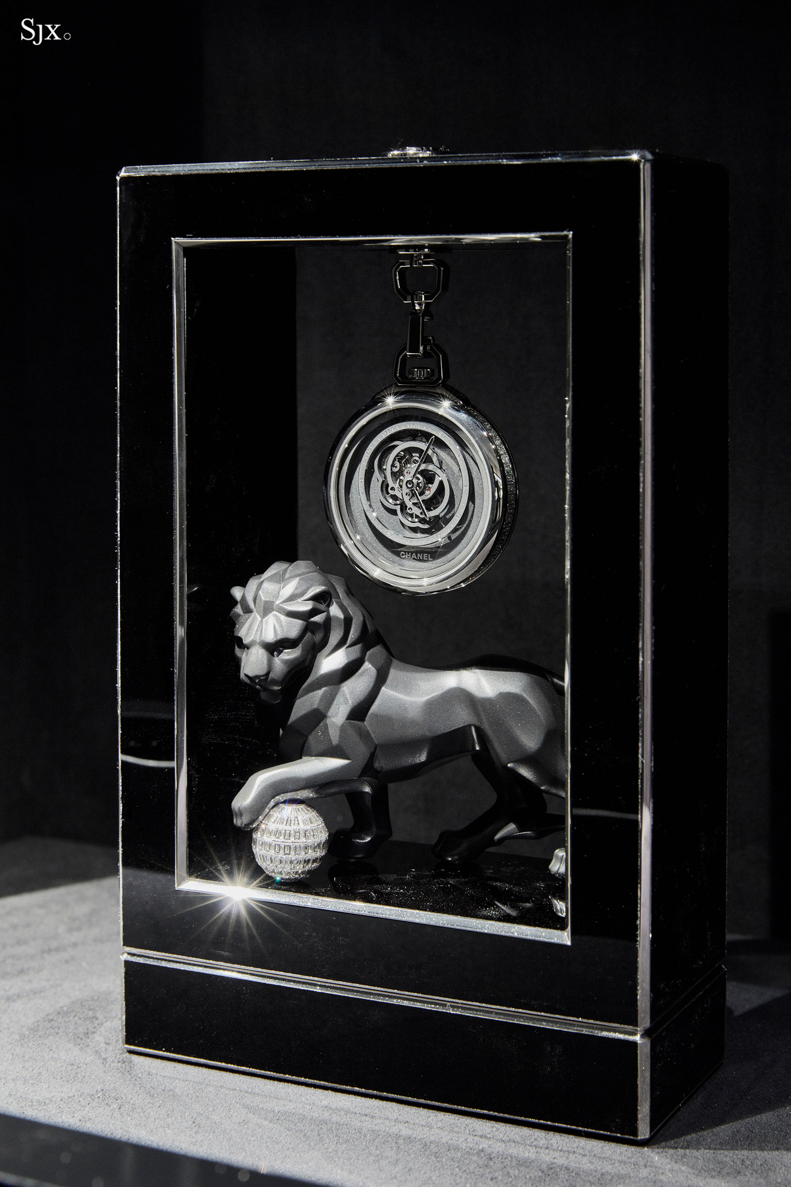 Monsieur de Chanel Pocket Watch 5