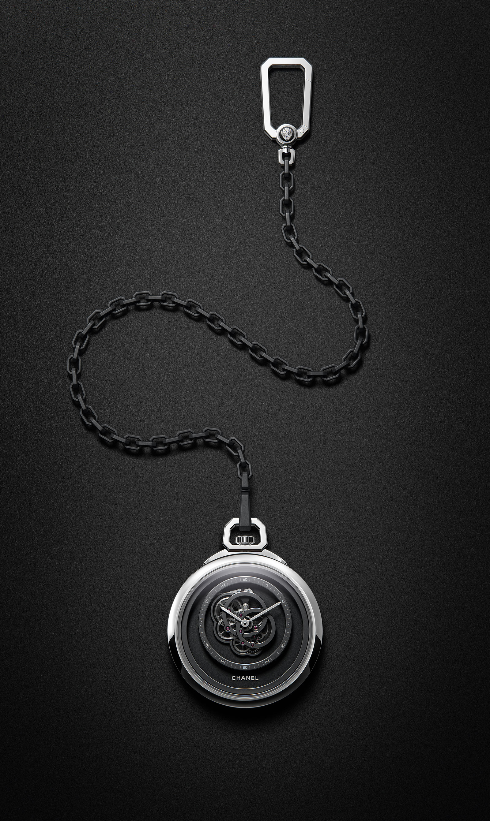 Monsieur de Chanel Pocket Watch