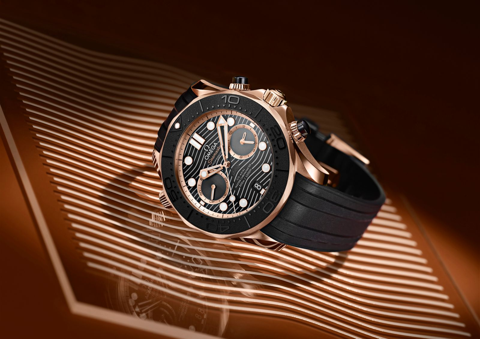 484012f67 Omega Introduces the Seamaster Diver 300m Chronograph   SJX Watches