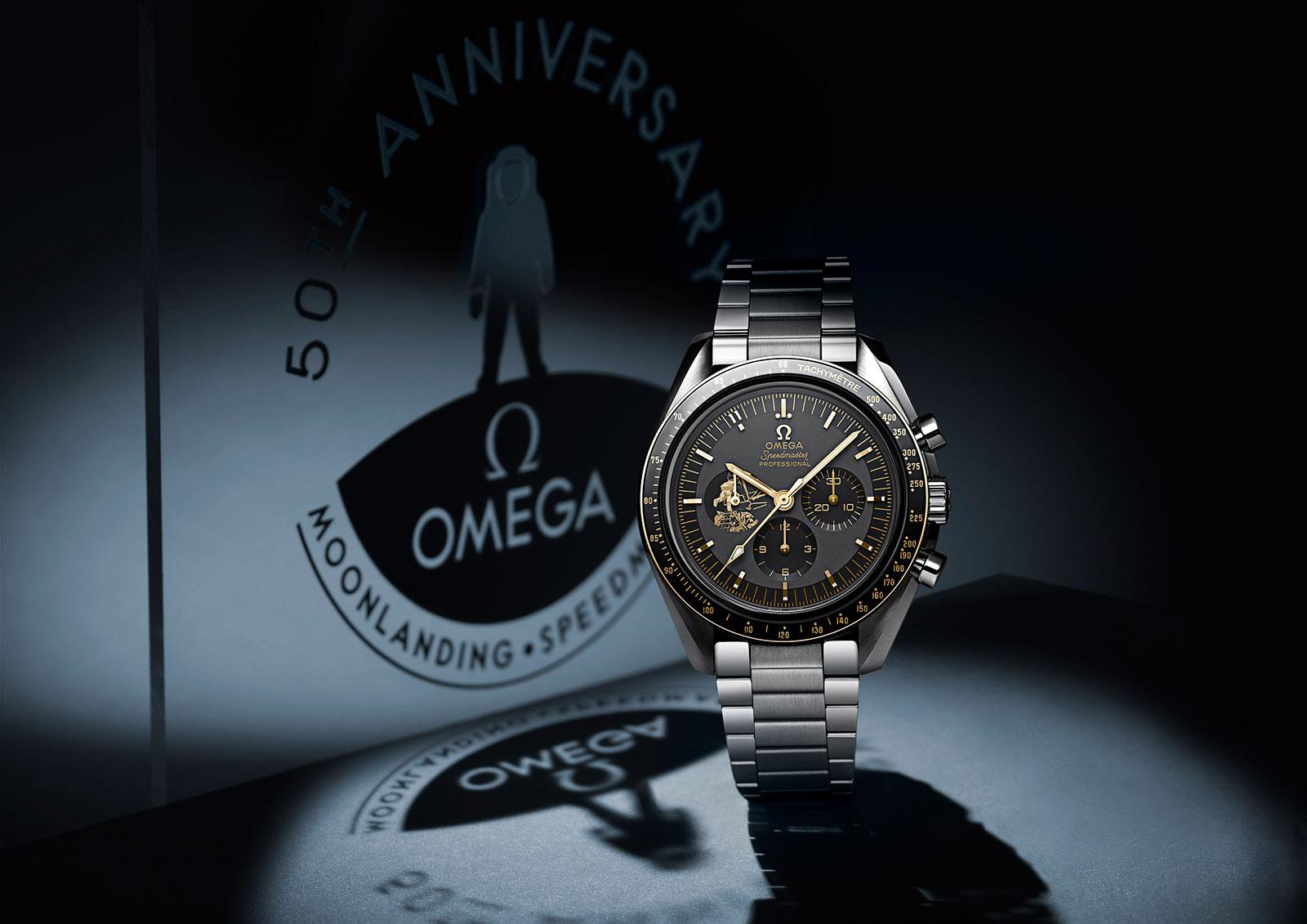 Omega Speedmaster Apollo 11 50th Anniversary 5