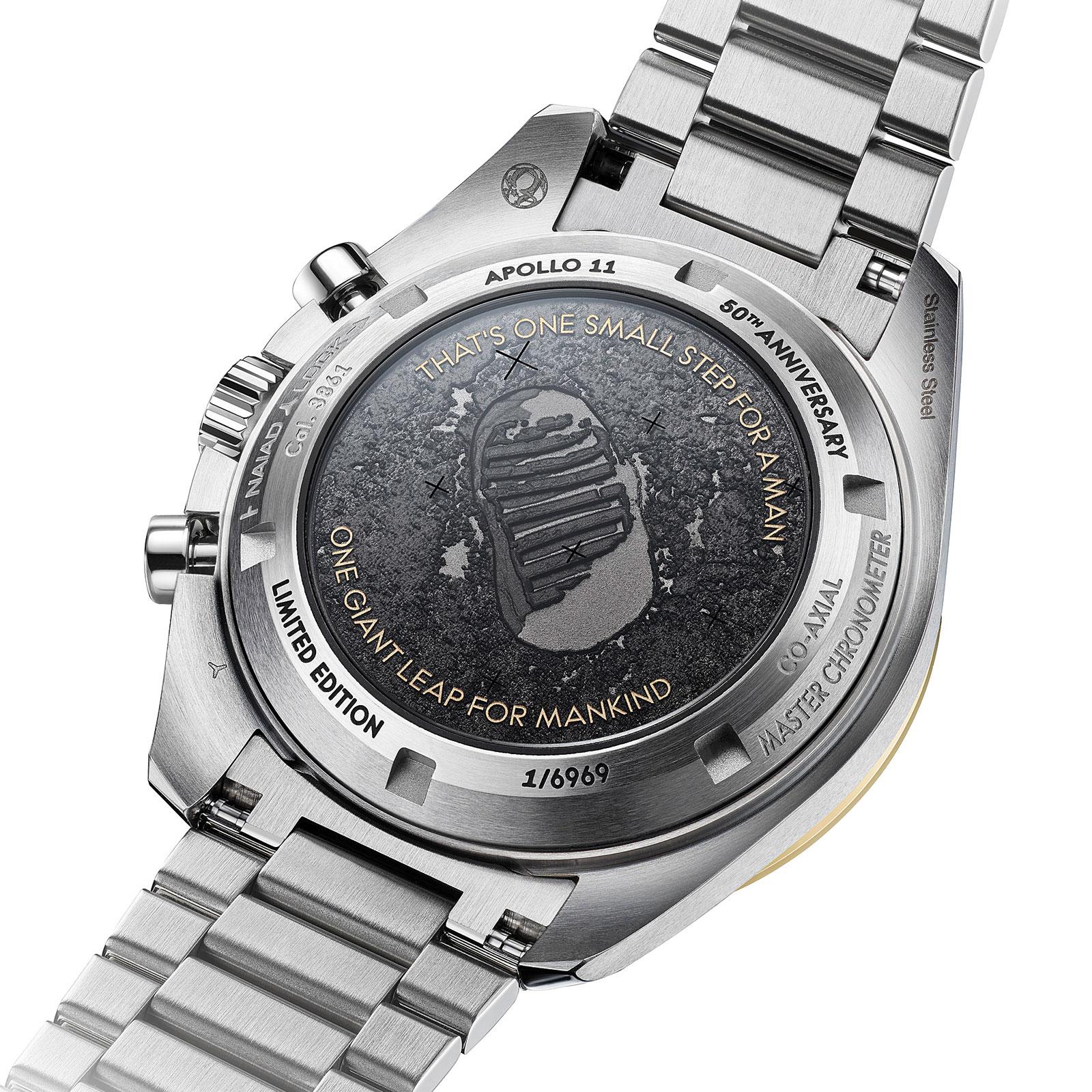 Omega Speedmaster Apollo 11 50th Anniversary 7