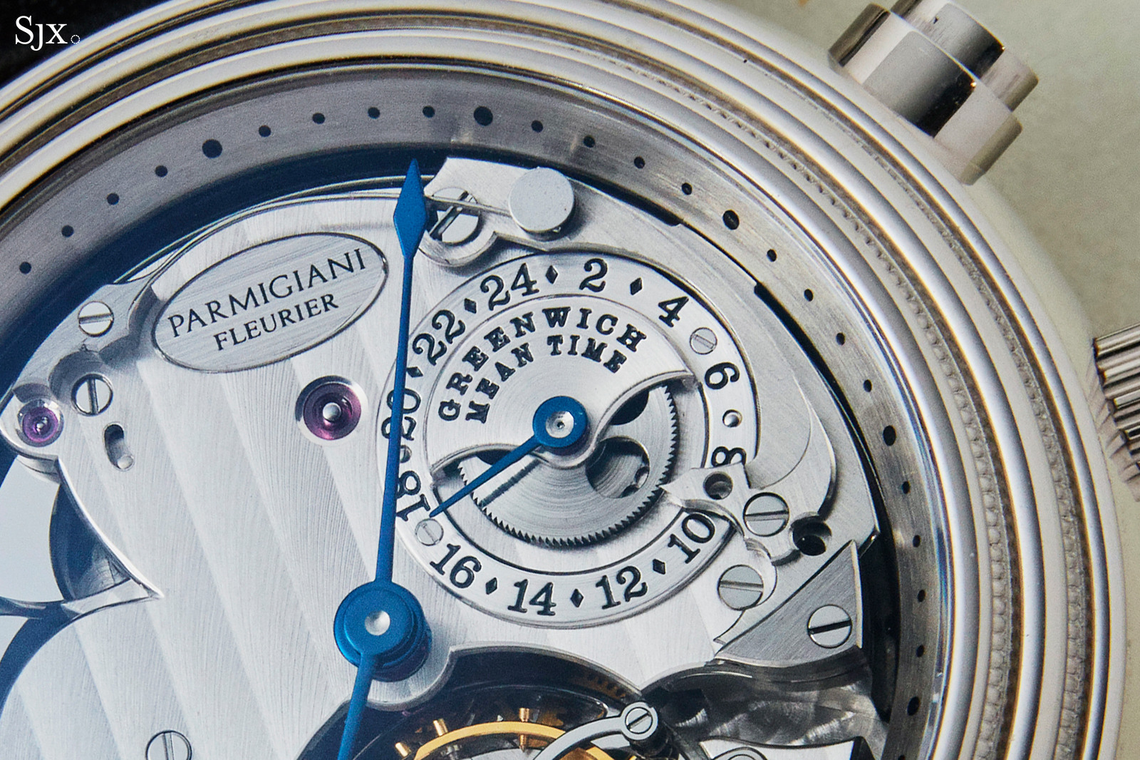 Parmigiani Toric Westminster GMT