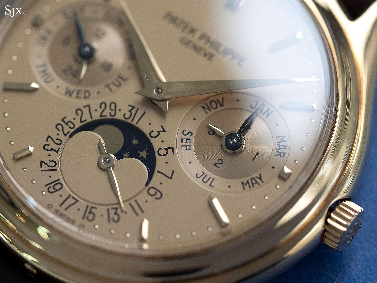 Patek Philippe 3940J dore dial 6