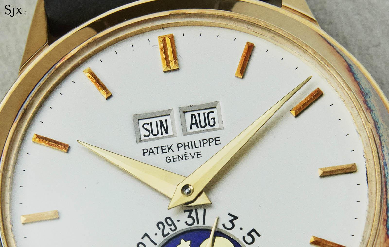 Patek Philippe Perpetual Calendar ref. 3448 1