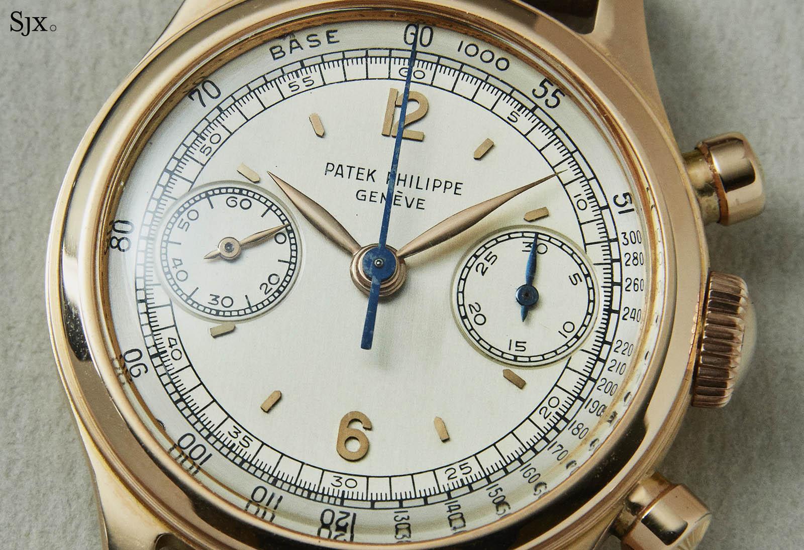 Patek Philippe ref. 1463 pink gold 3