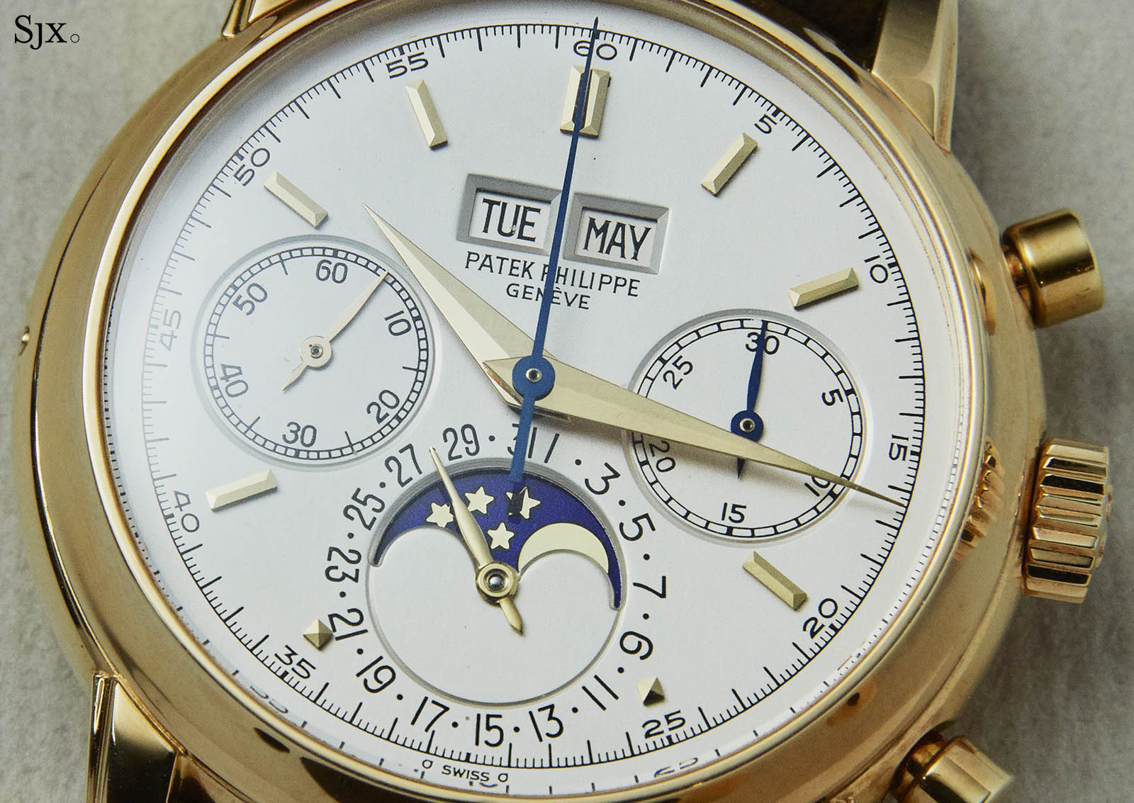 Patek Philippe ref. 2499 4th series 2