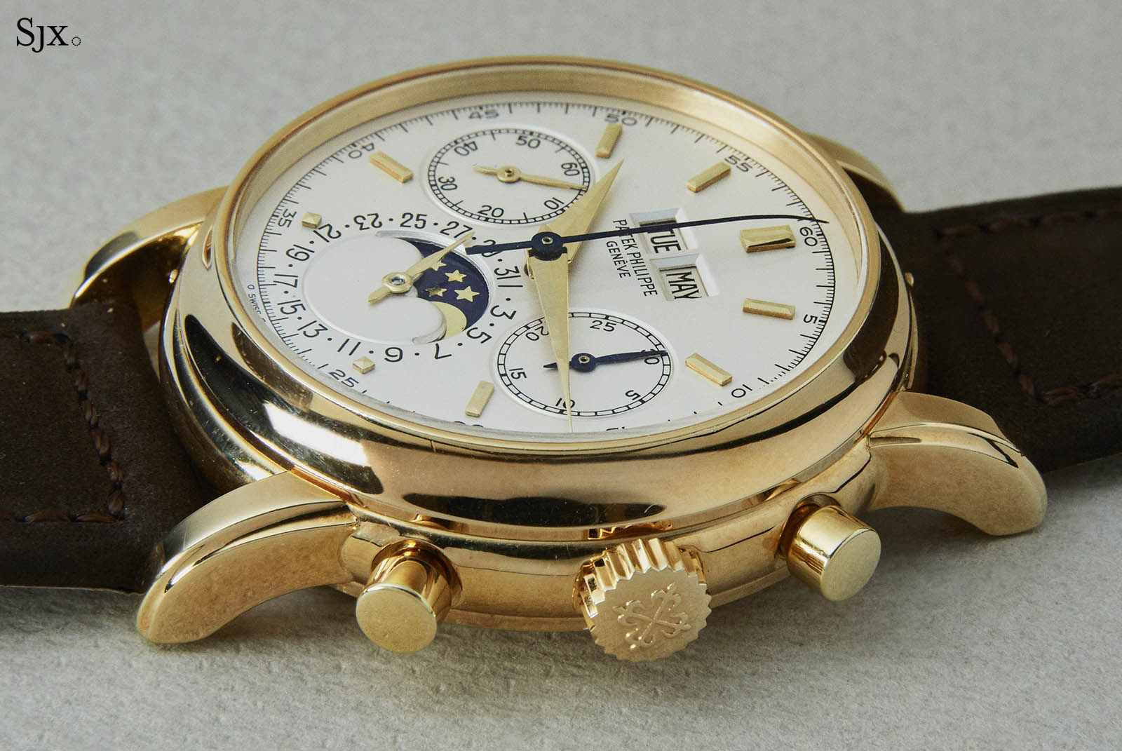 Patek Philippe ref. 2499 4th series 4