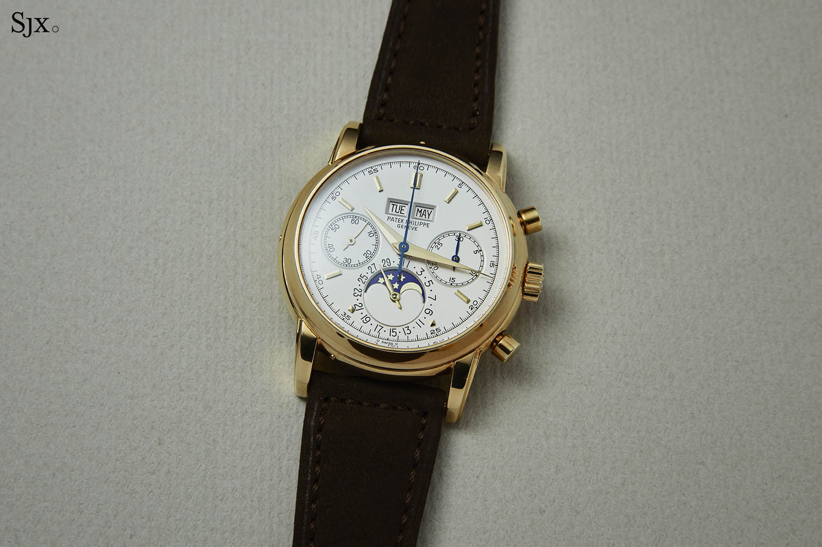 Patek Philippe ref. 2499 4th series