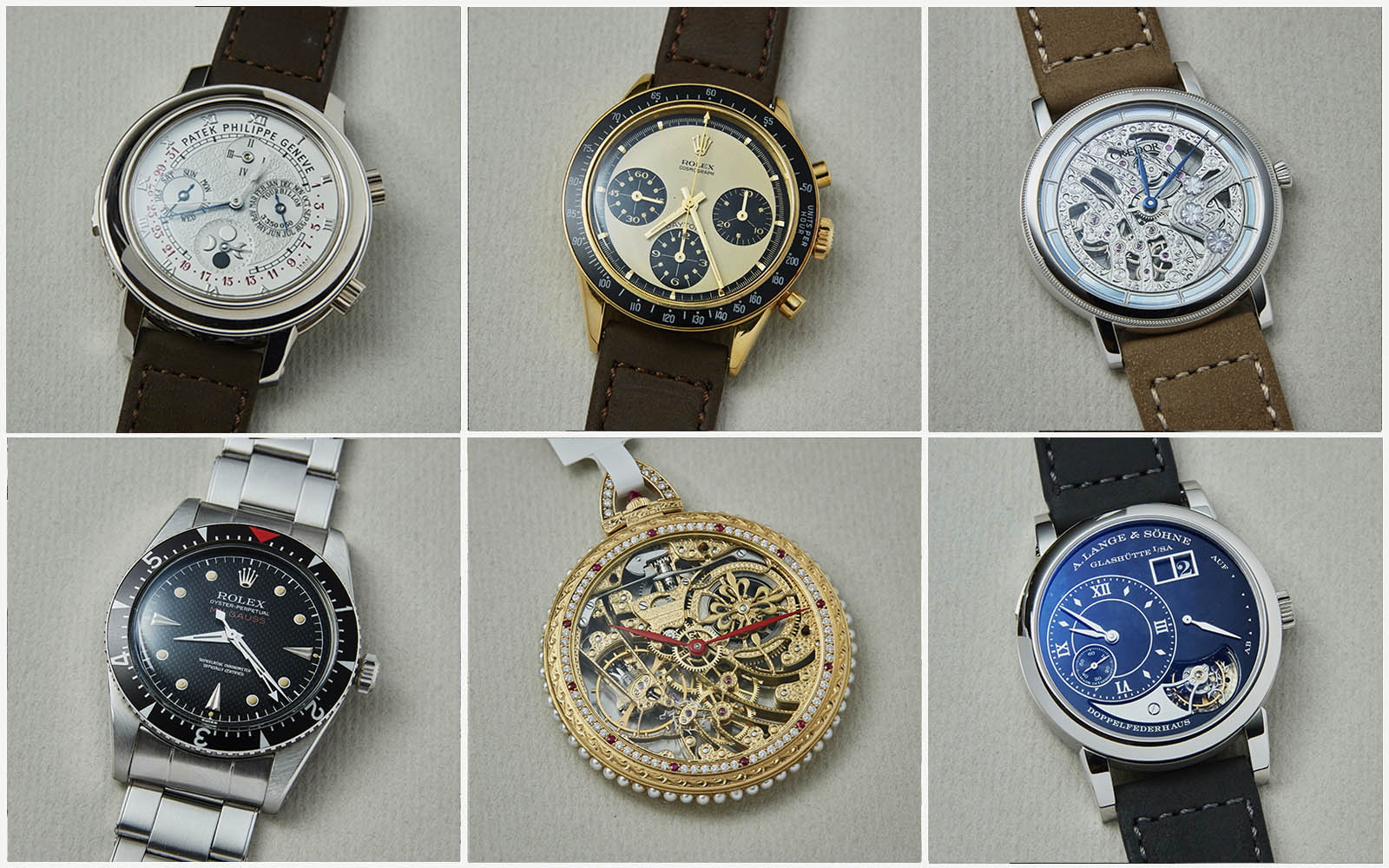 Phillips Hong Kong Watch Auction Eight