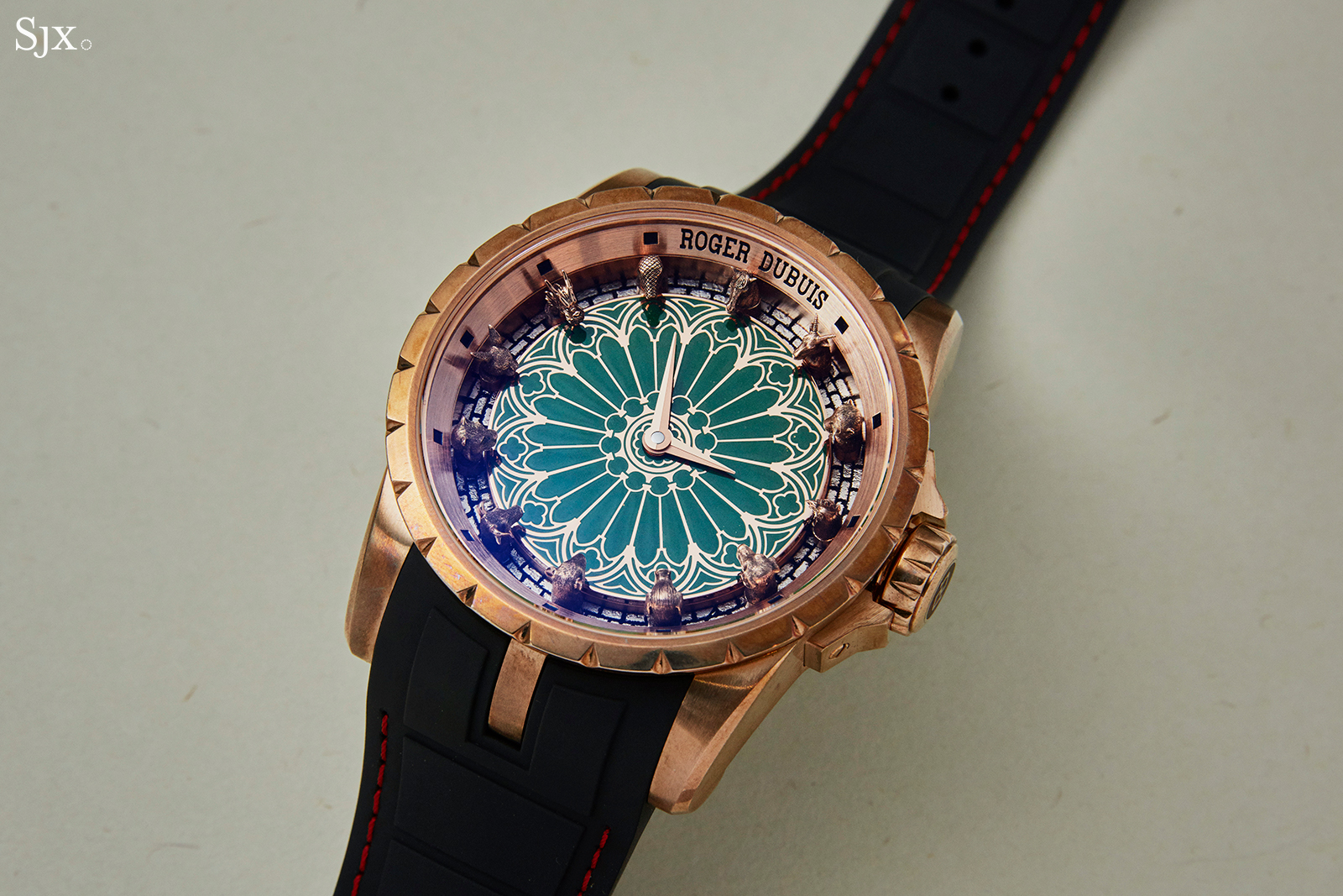 Roger Dubuis Excalibur Chinese Zodiac