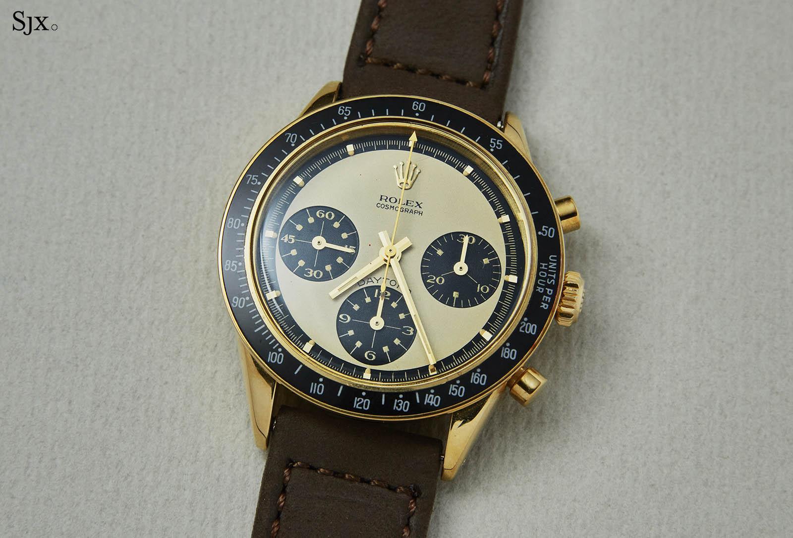 Rolex Cosmograph Daytona Paul Newman ref. 6241