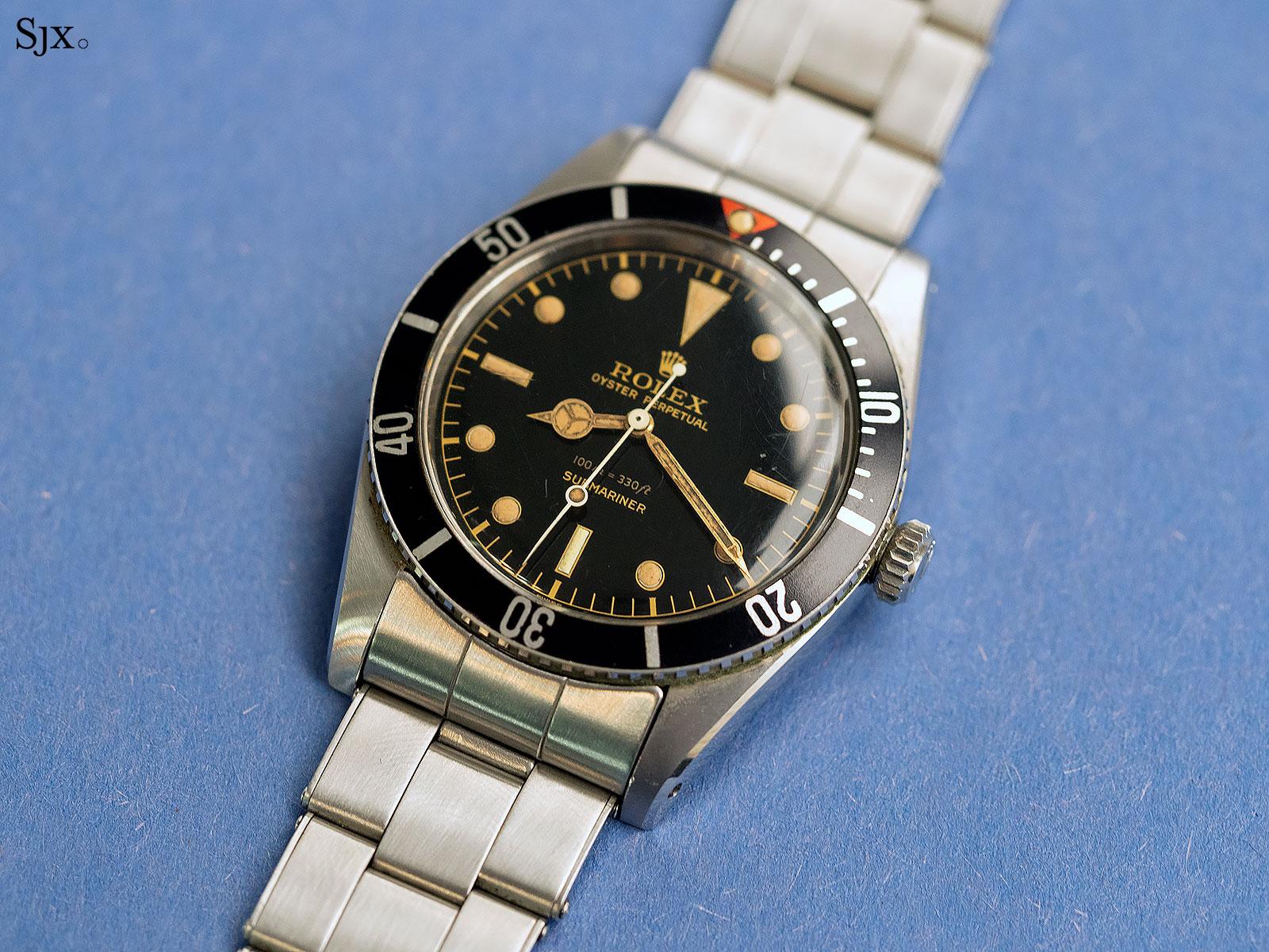 Rolex Submariner 5508-1