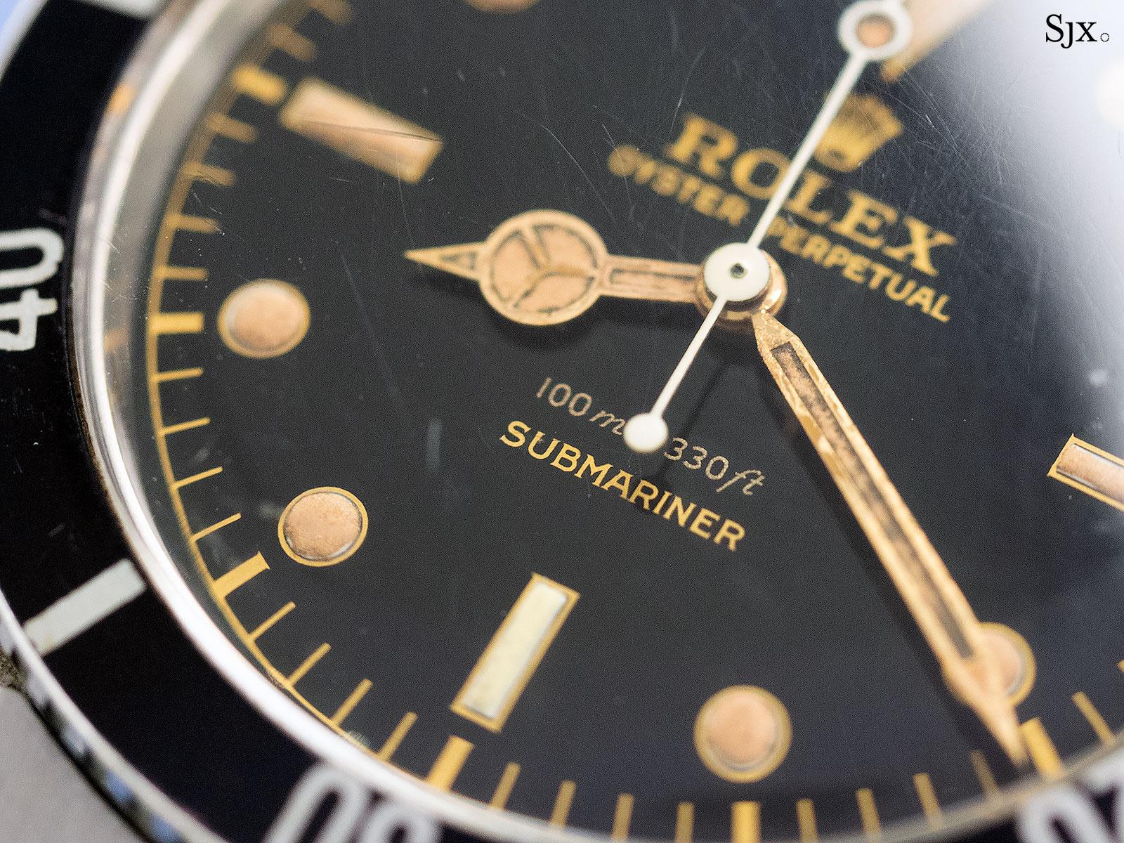 Rolex Submariner 5508-3