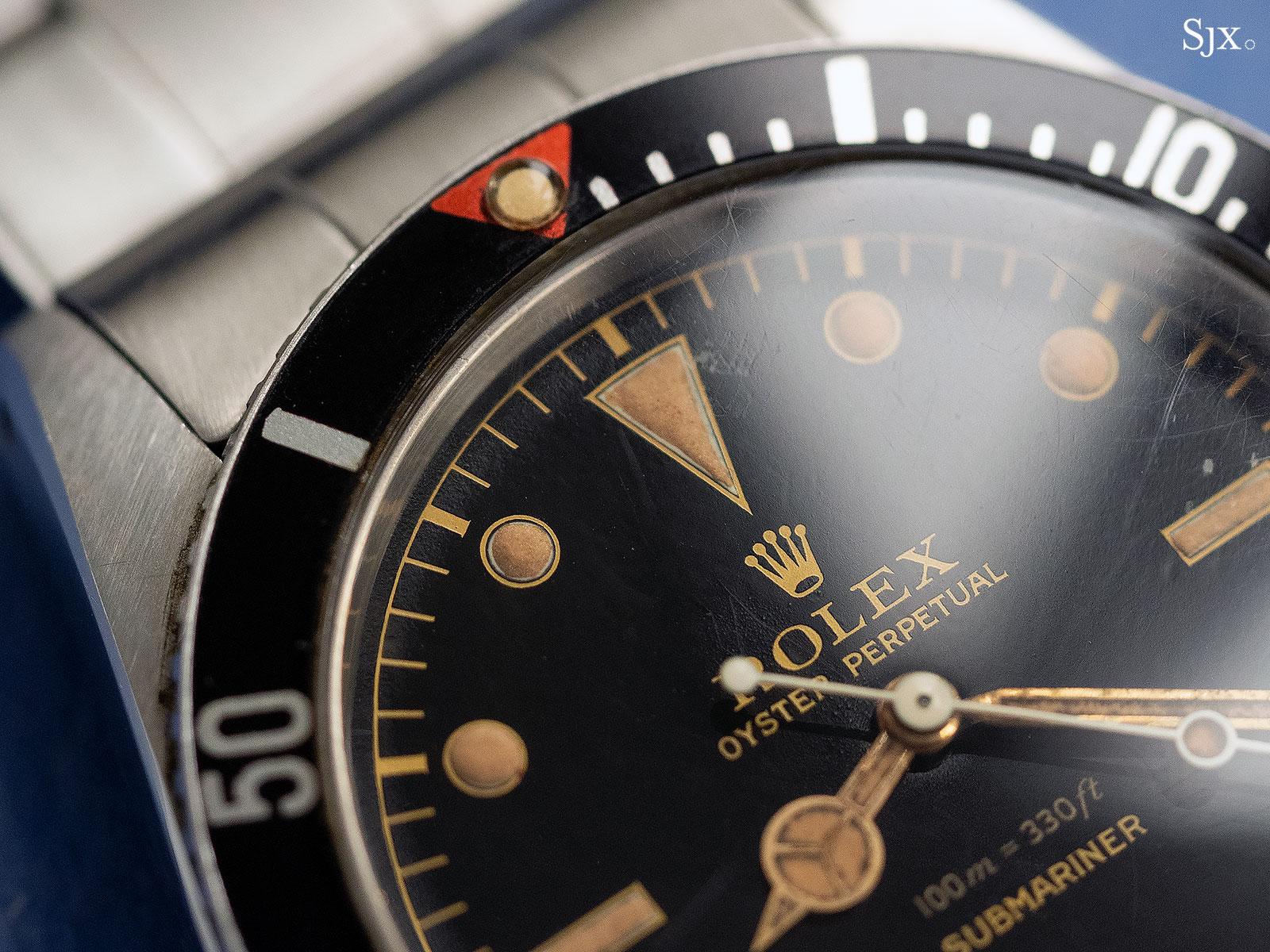 Rolex Submariner 5508-4