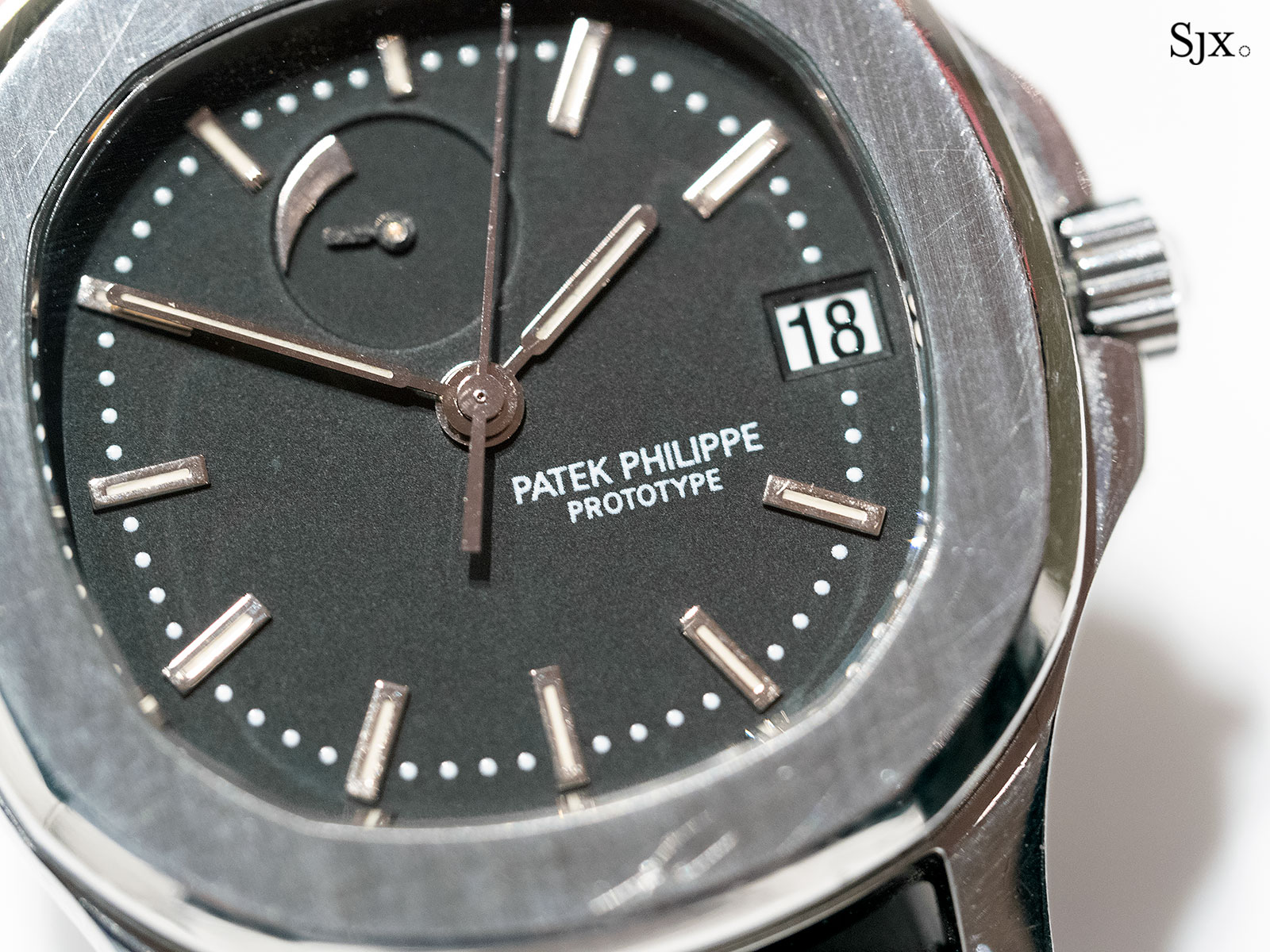 patek philippe aquanaut prototype comet power reserve 3
