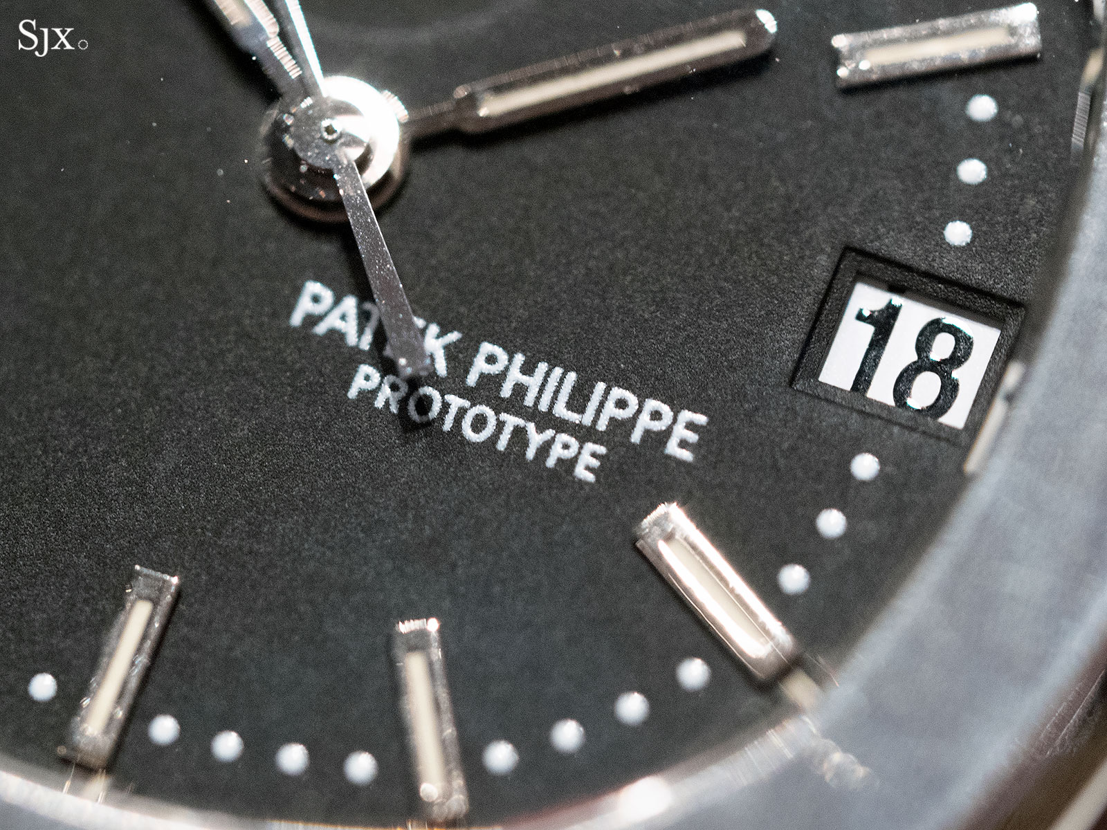 patek philippe aquanaut prototype comet power reserve 6