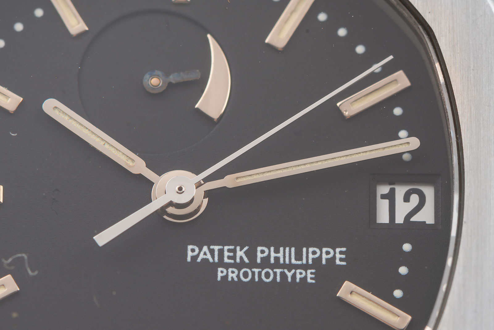 patek philippe aquanaut prototype power reserve 4